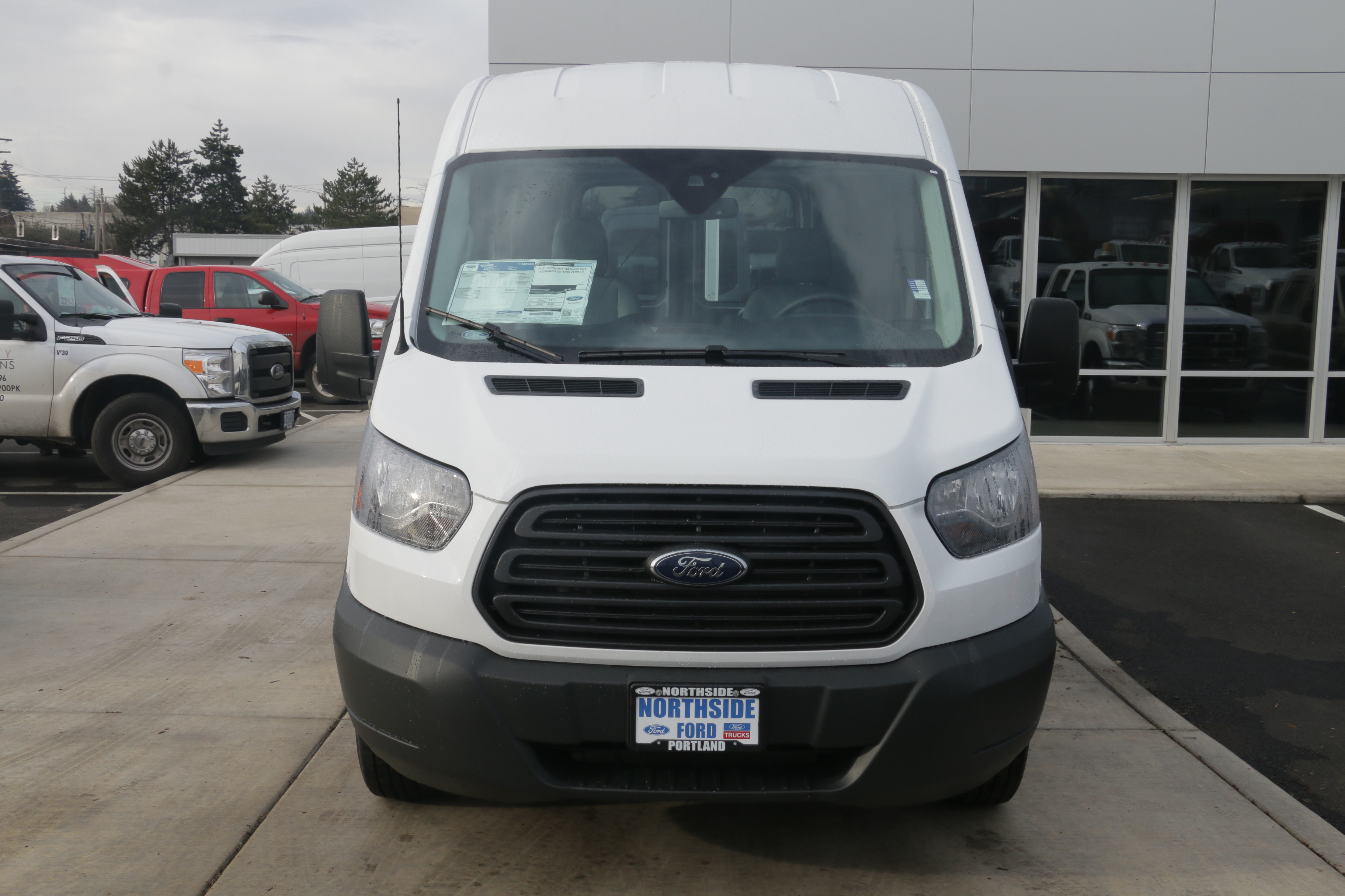 2017 Transit 250 Medium Roof, Cargo Van #C74688 - photo 4