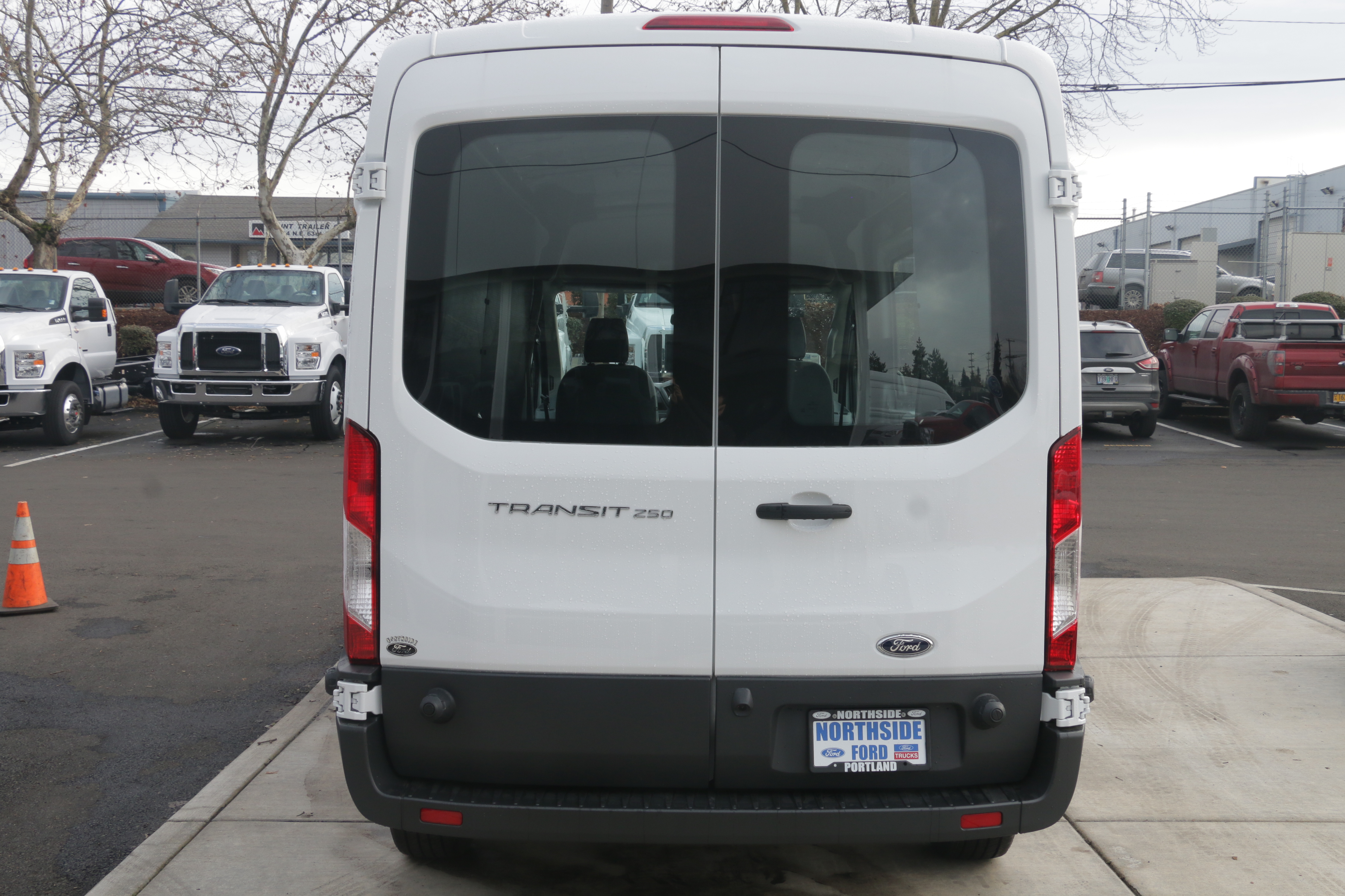 2017 Transit 250 Medium Roof, Cargo Van #C74688 - photo 6