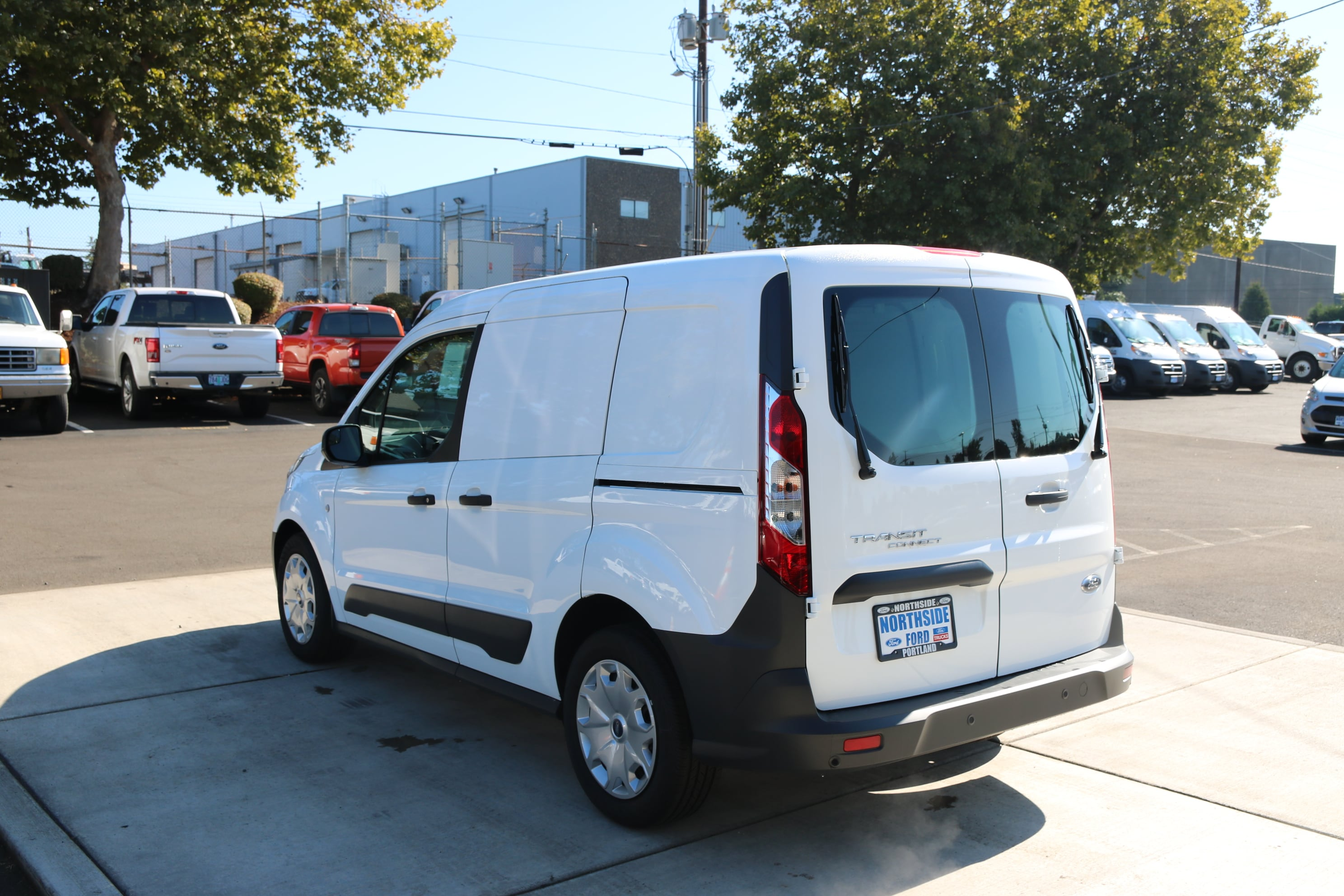 2017 Transit Connect, Cargo Van #C74861 - photo 6