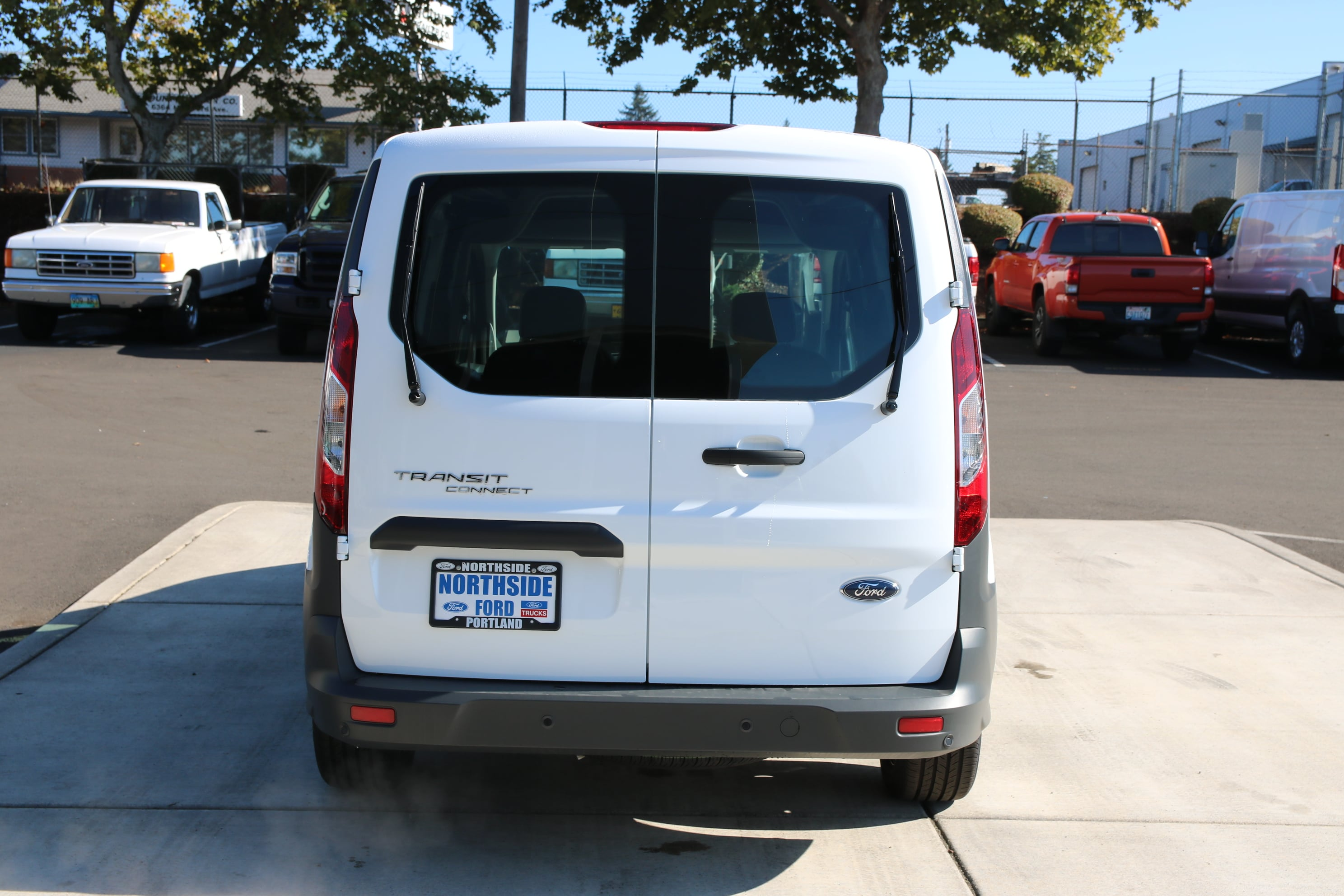 2017 Transit Connect, Cargo Van #C74861 - photo 7