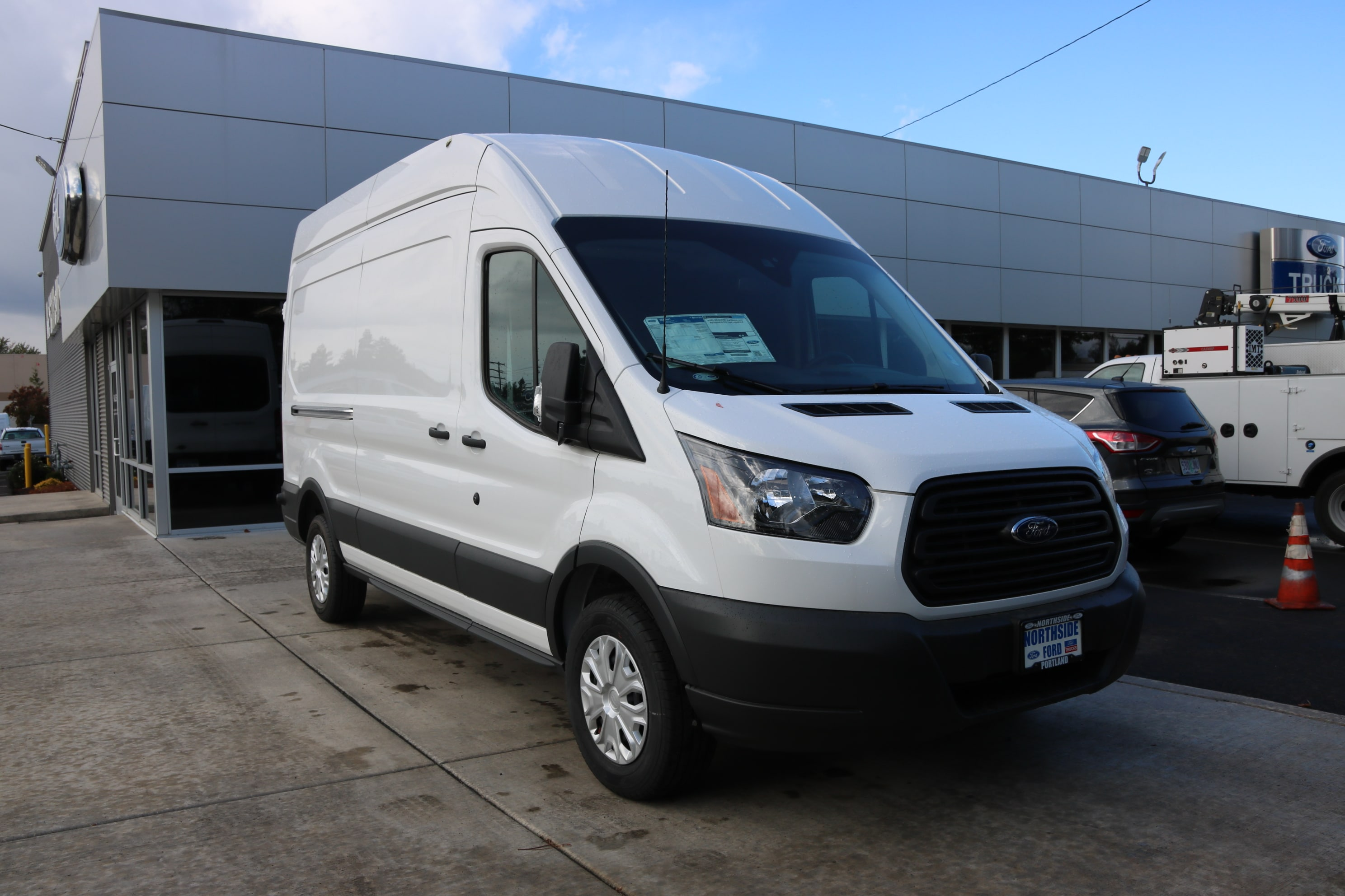 2017 Transit 350 High Roof, Cargo Van #C74929 - photo 3