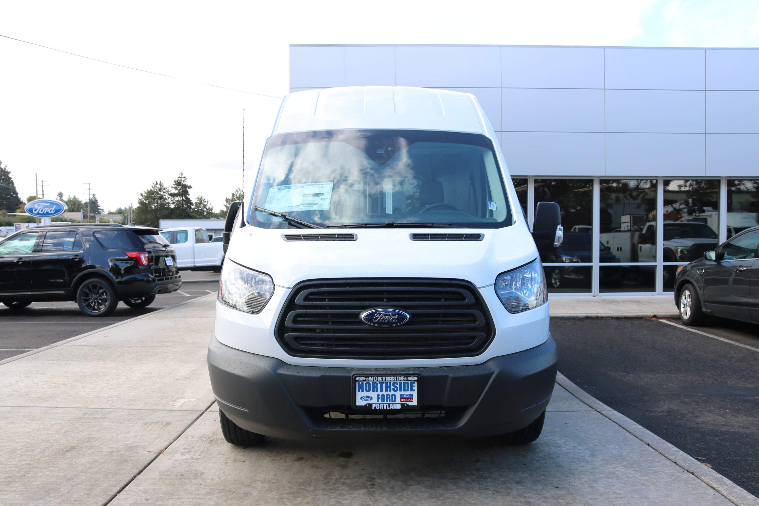 2017 Transit 350 High Roof, Cargo Van #C74929 - photo 4