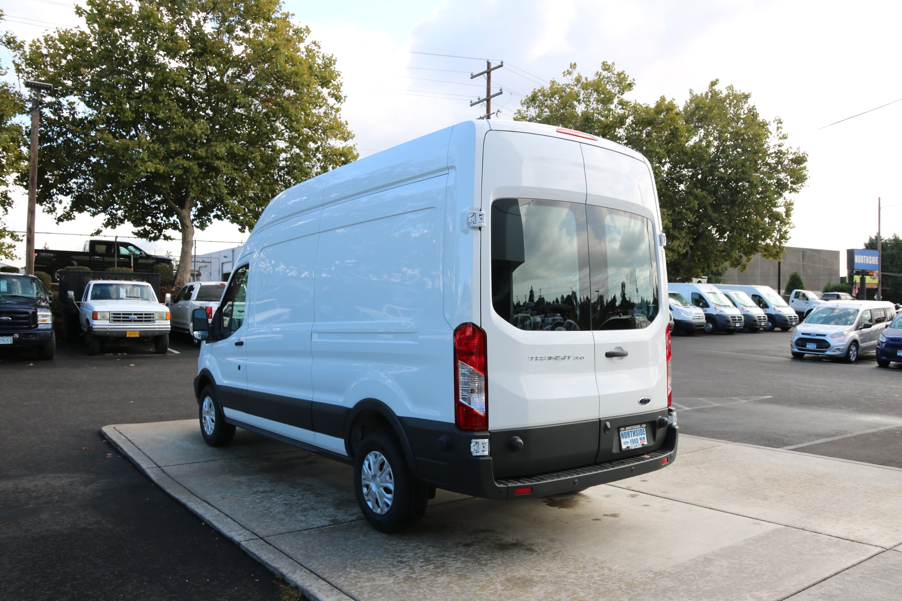 2017 Transit 350 High Roof, Cargo Van #C74929 - photo 6