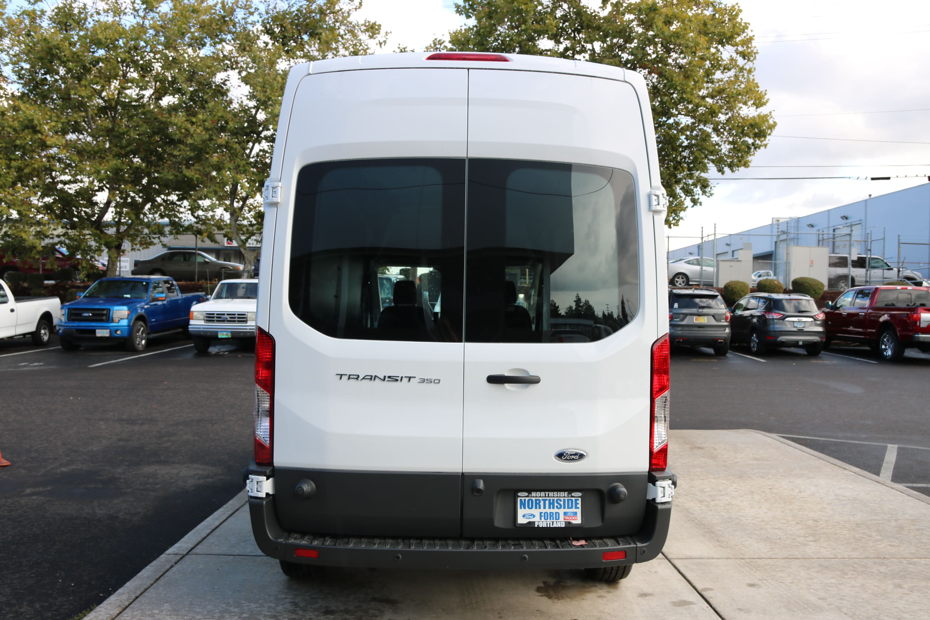 2017 Transit 350 High Roof, Cargo Van #C74929 - photo 7