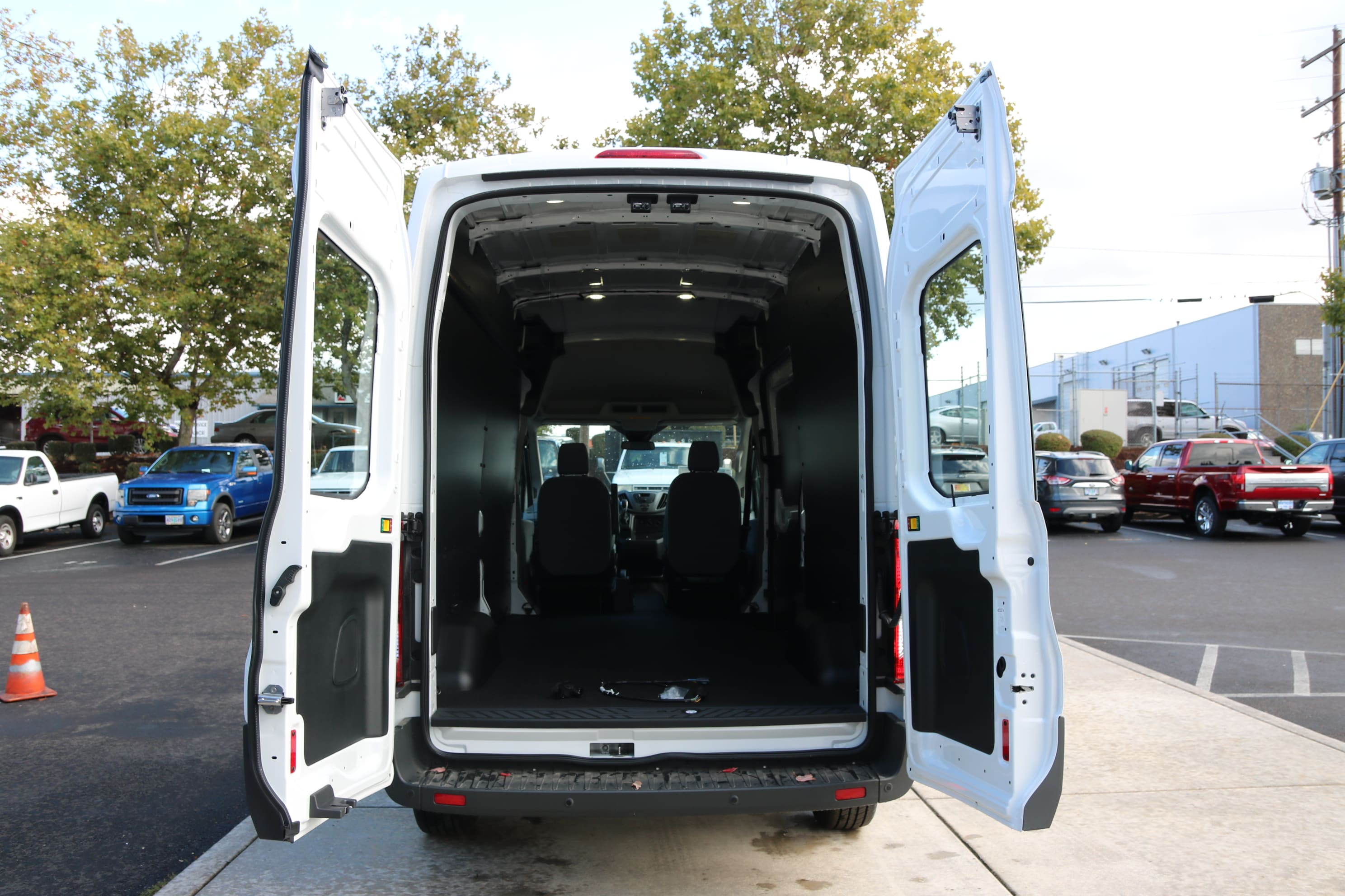 2017 Transit 350 High Roof, Cargo Van #C74929 - photo 2