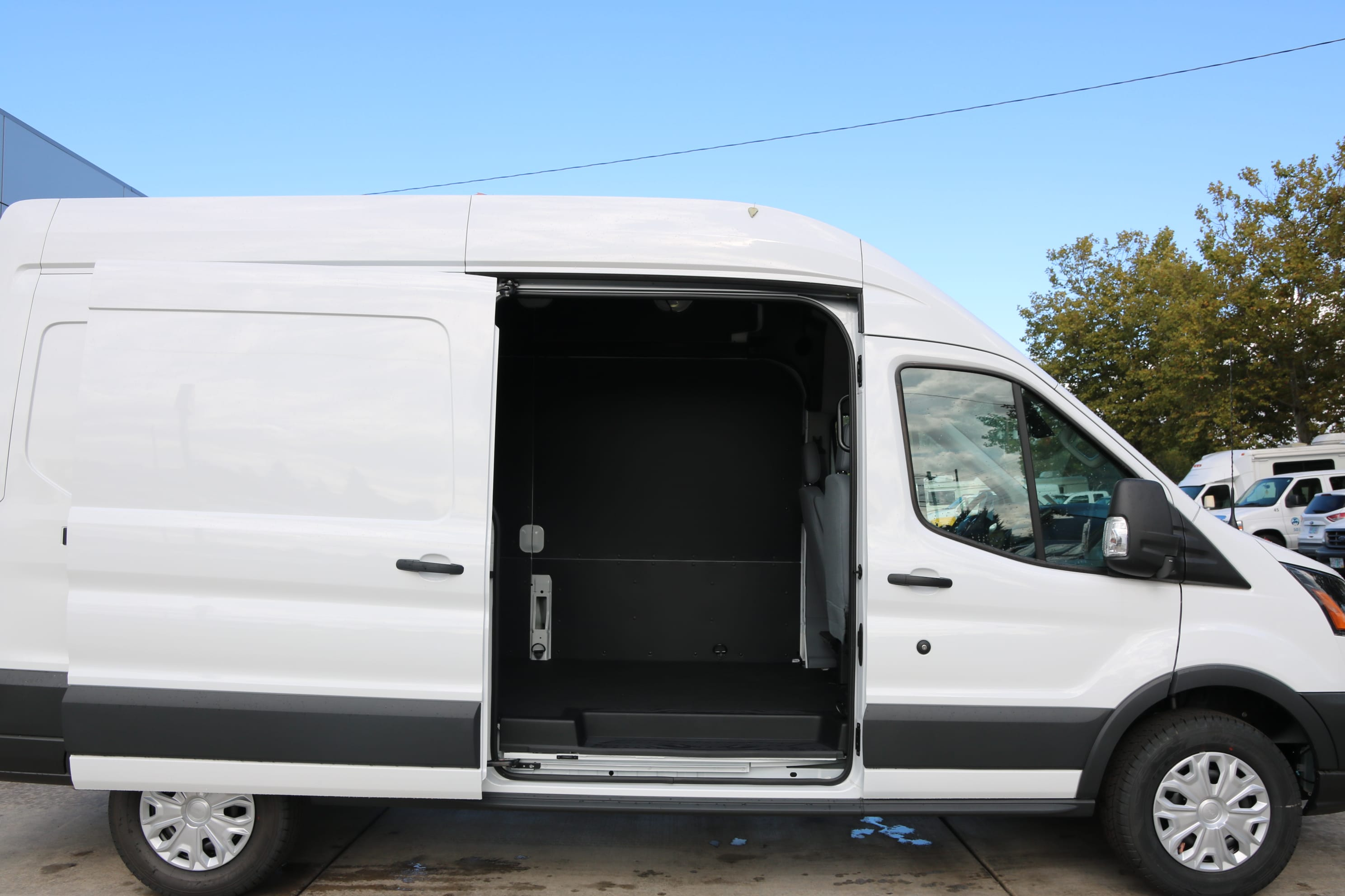 2017 Transit 350 High Roof, Cargo Van #C74929 - photo 8
