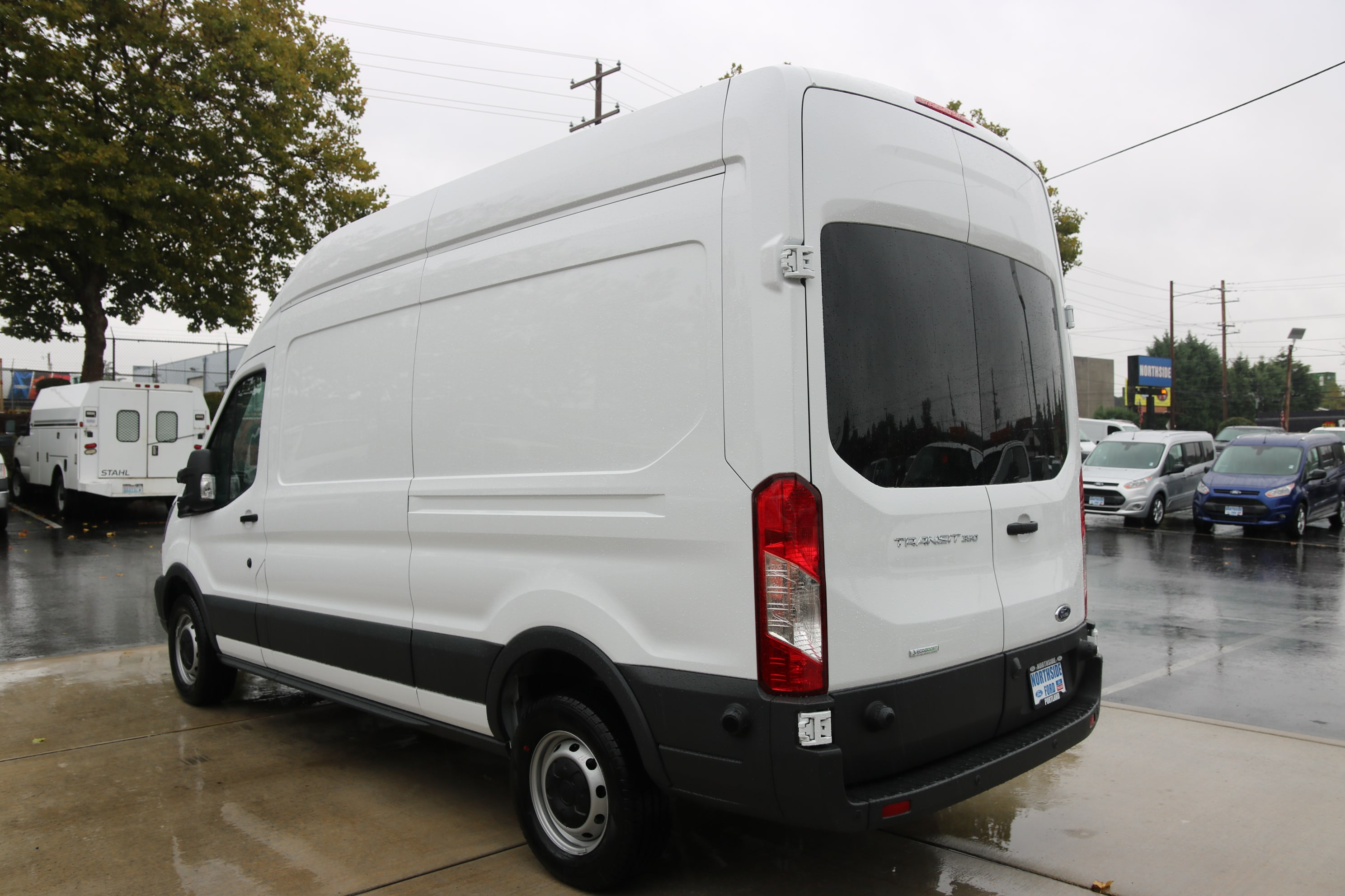 2017 Transit 350 Cargo Van #C75009 - photo 2