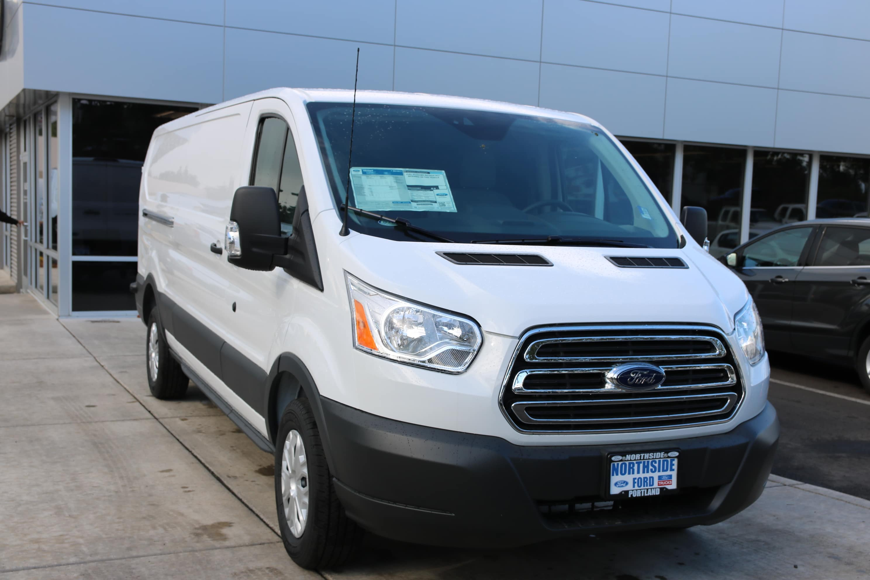 2017 Transit 250 Low Roof, Cargo Van #C75010 - photo 4