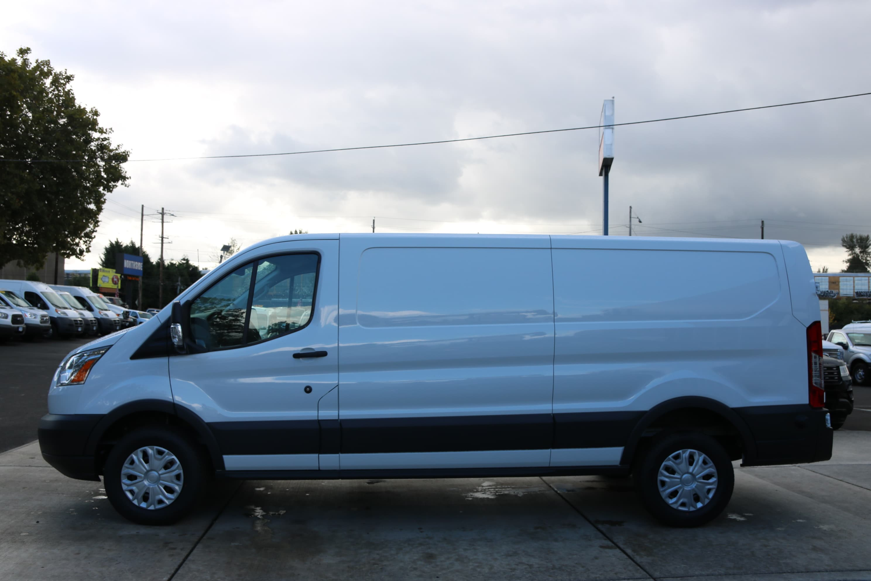 2017 Transit 250 Low Roof, Cargo Van #C75010 - photo 6