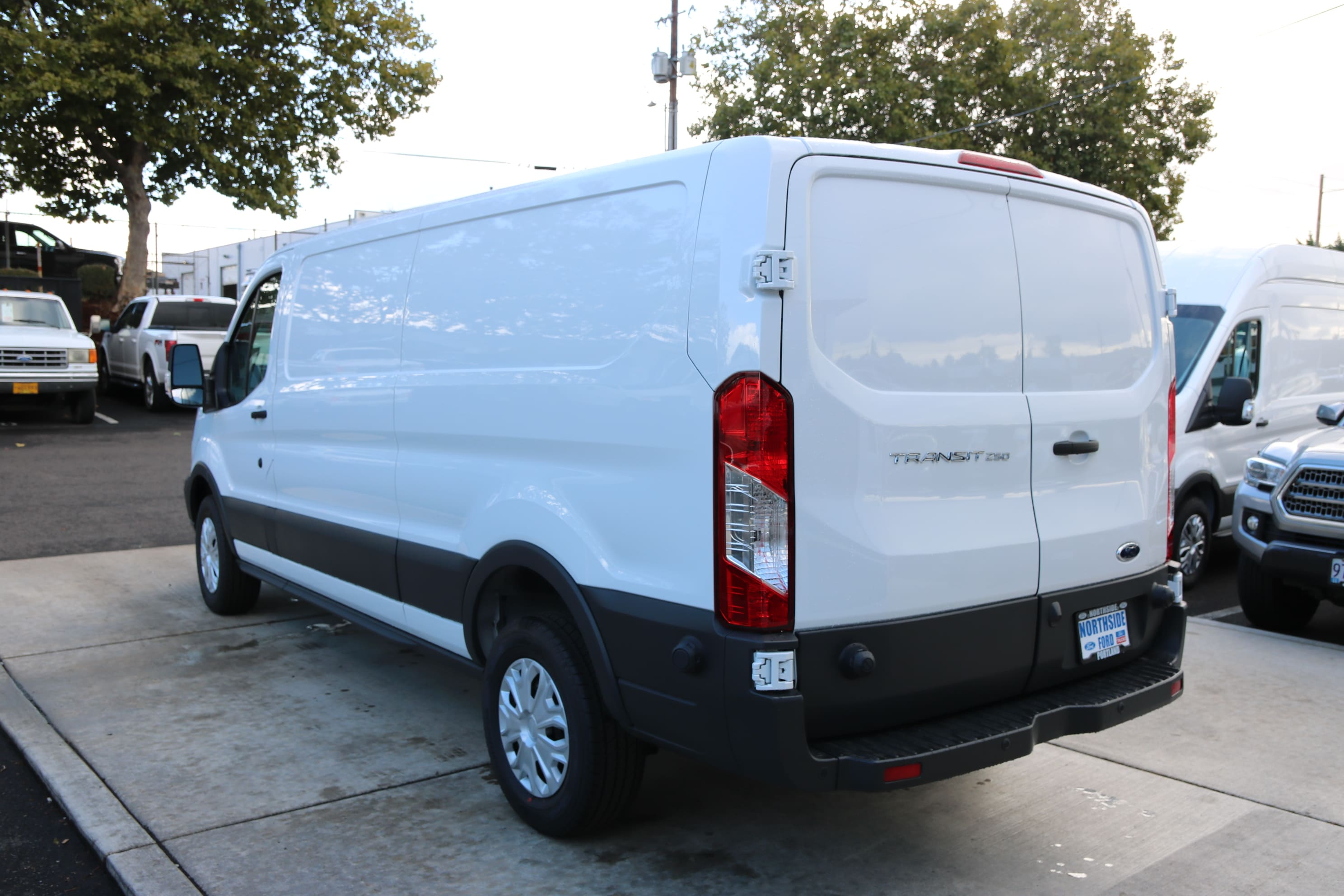 2017 Transit 250 Low Roof, Cargo Van #C75010 - photo 3