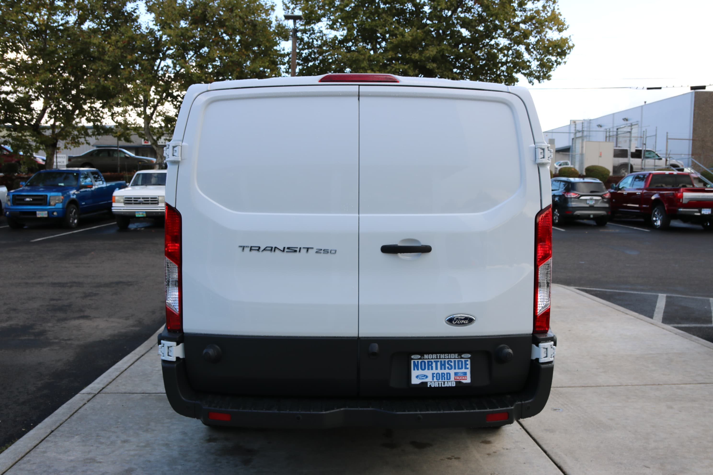 2017 Transit 250 Low Roof, Cargo Van #C75010 - photo 7