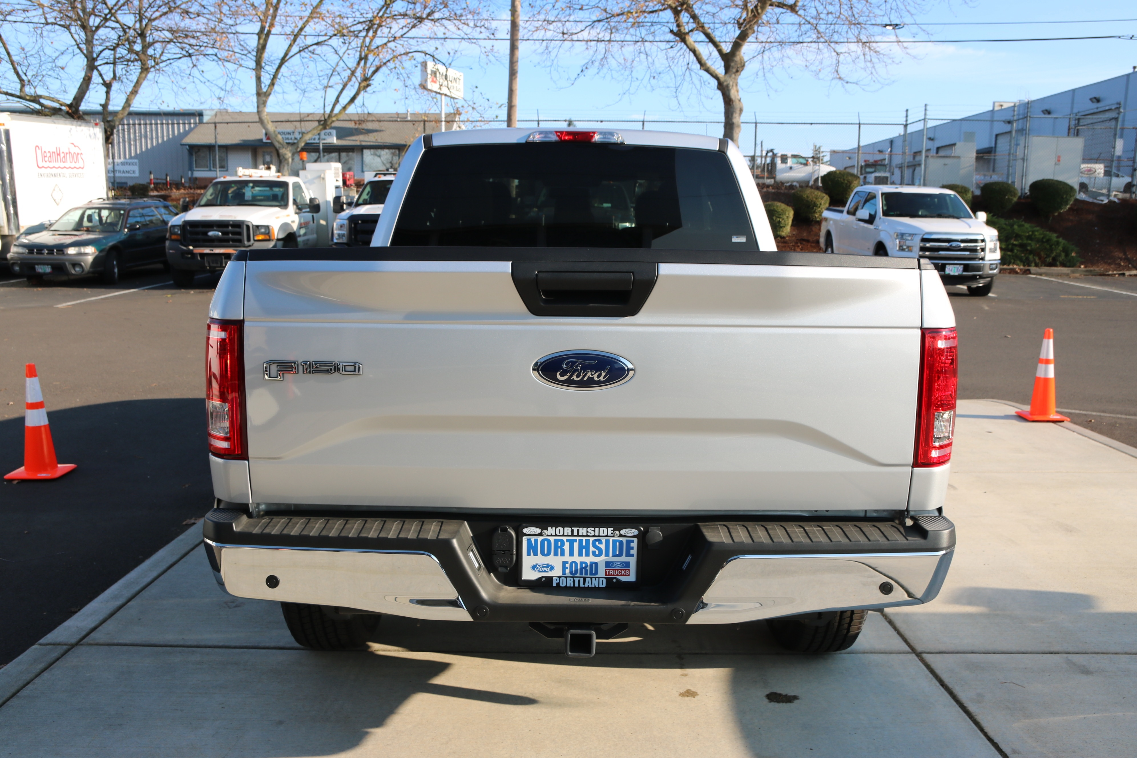 2017 F-150 Super Cab 4x4 Pickup #C75036 - photo 4