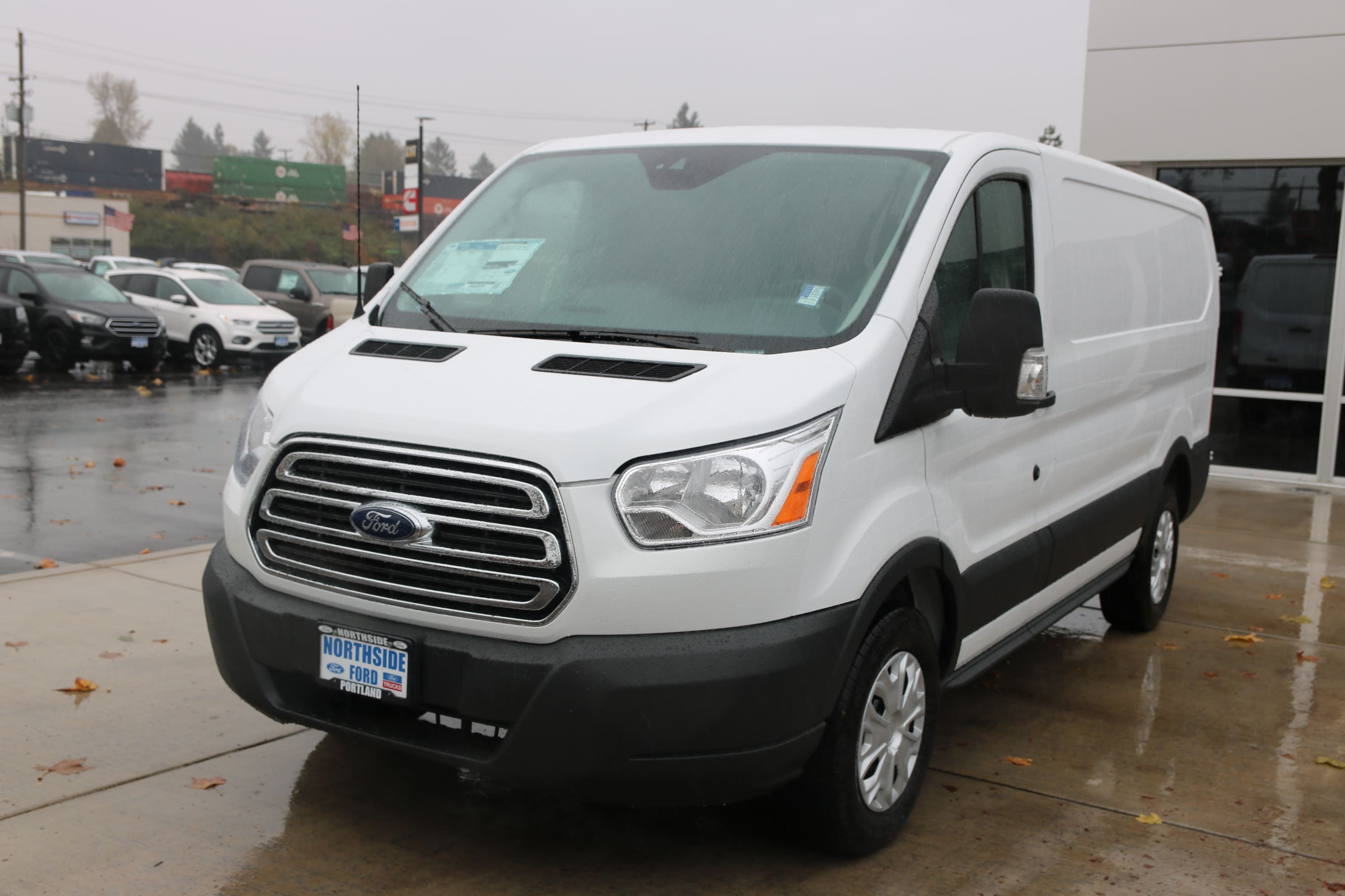 2017 Transit 150 Low Roof 4x2,  Empty Cargo Van #C75054 - photo 1