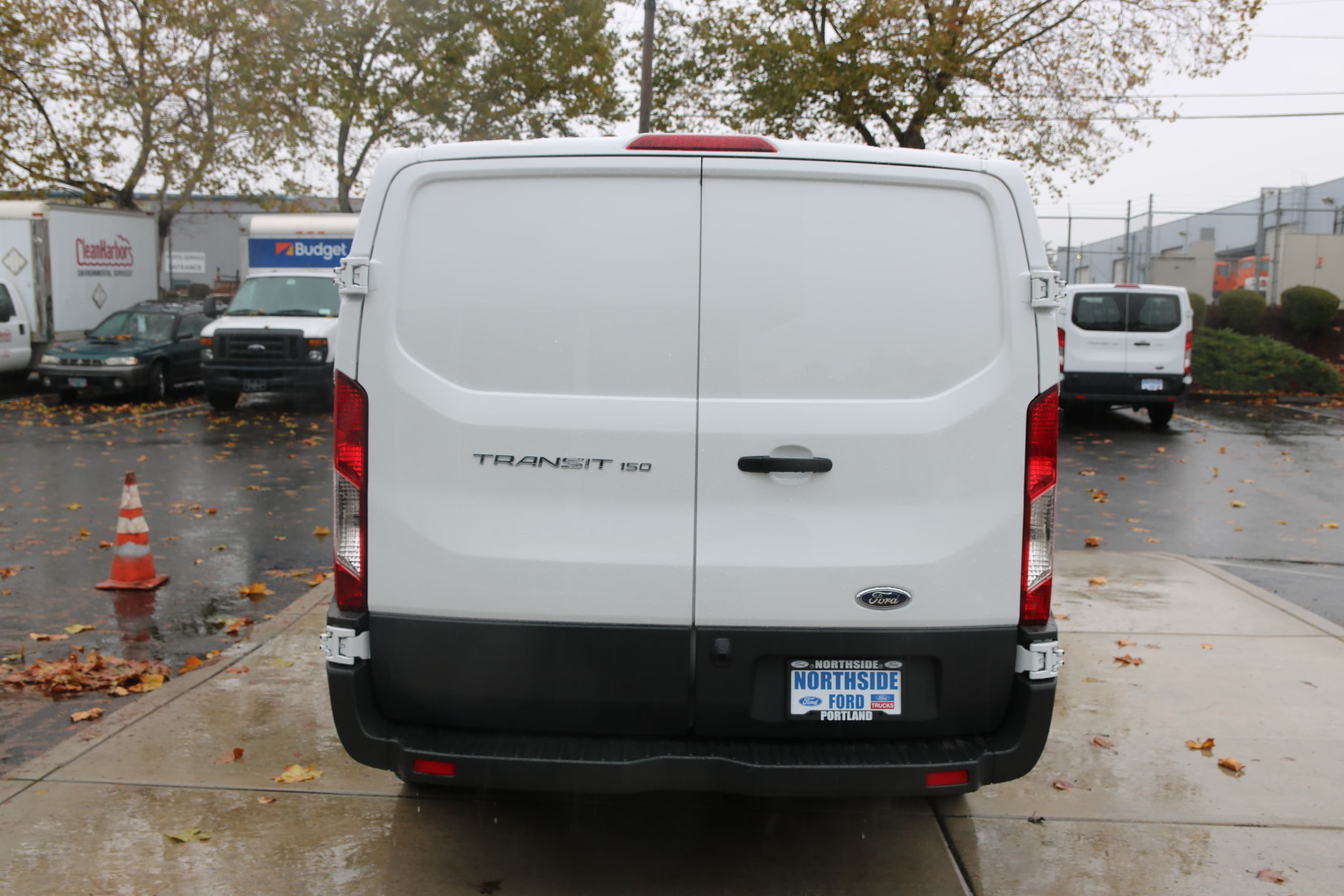 2017 Transit 150 Low Roof, Cargo Van #C75054 - photo 7