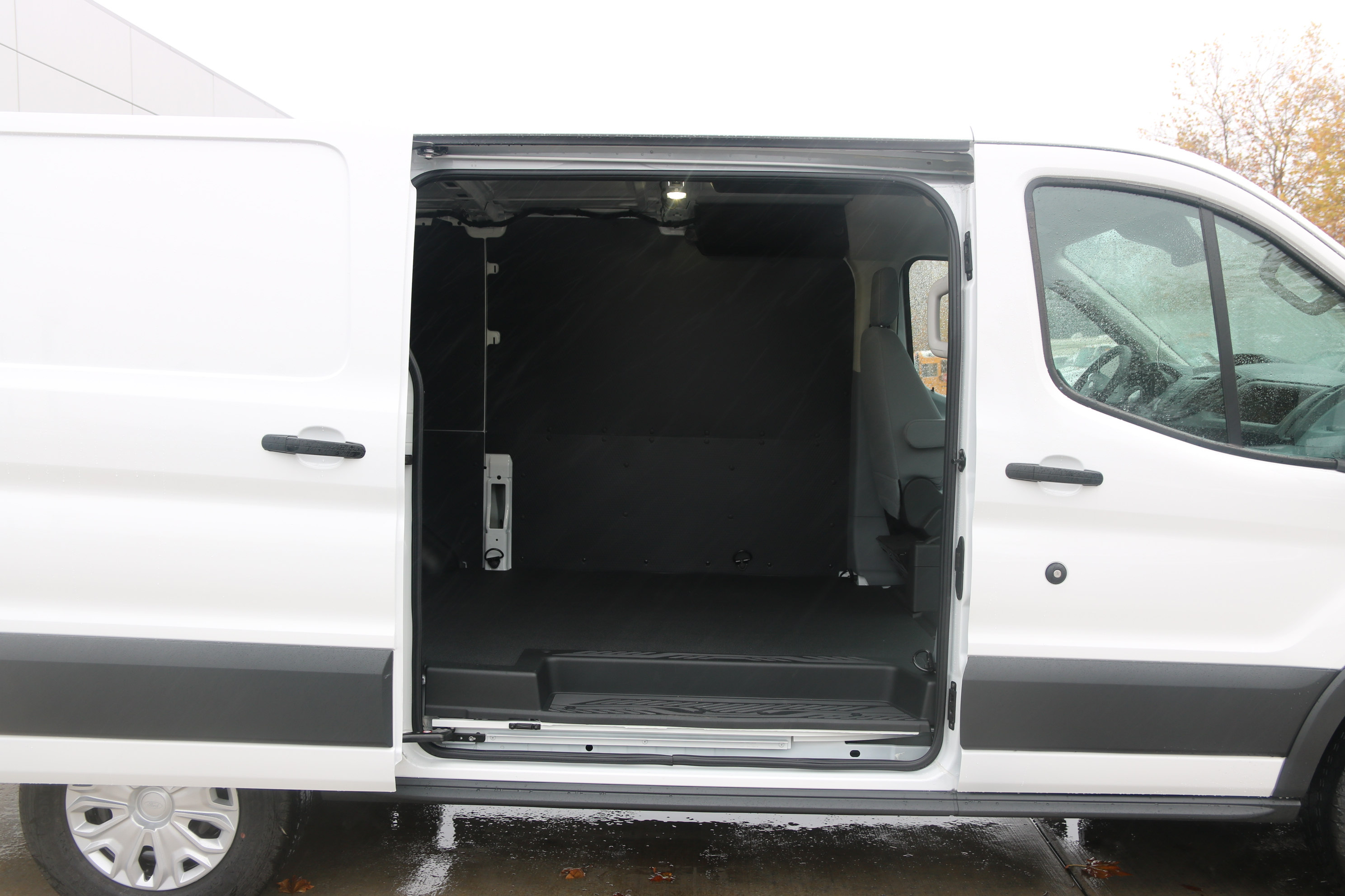 2017 Transit 150 Low Roof,  Empty Cargo Van #C75054 - photo 8