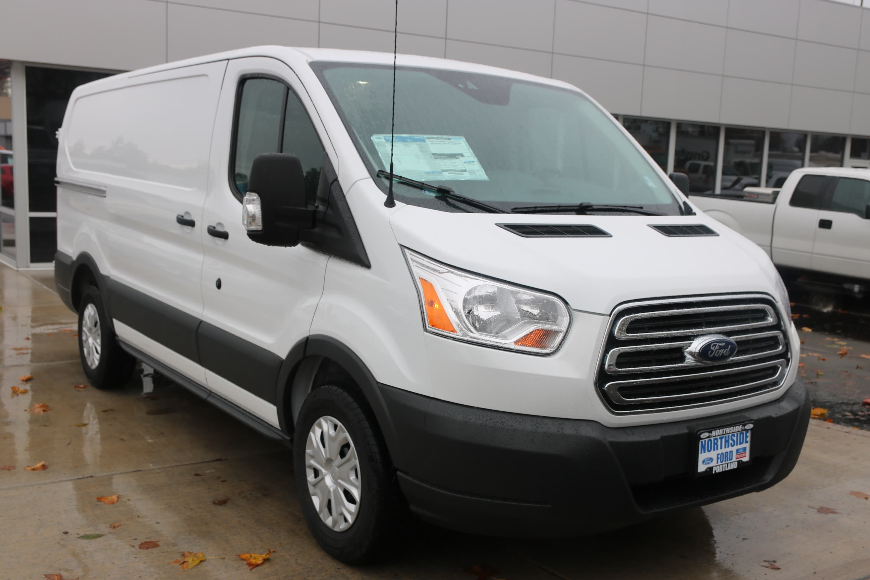 2017 Transit 150 Low Roof 4x2,  Empty Cargo Van #C75055 - photo 3