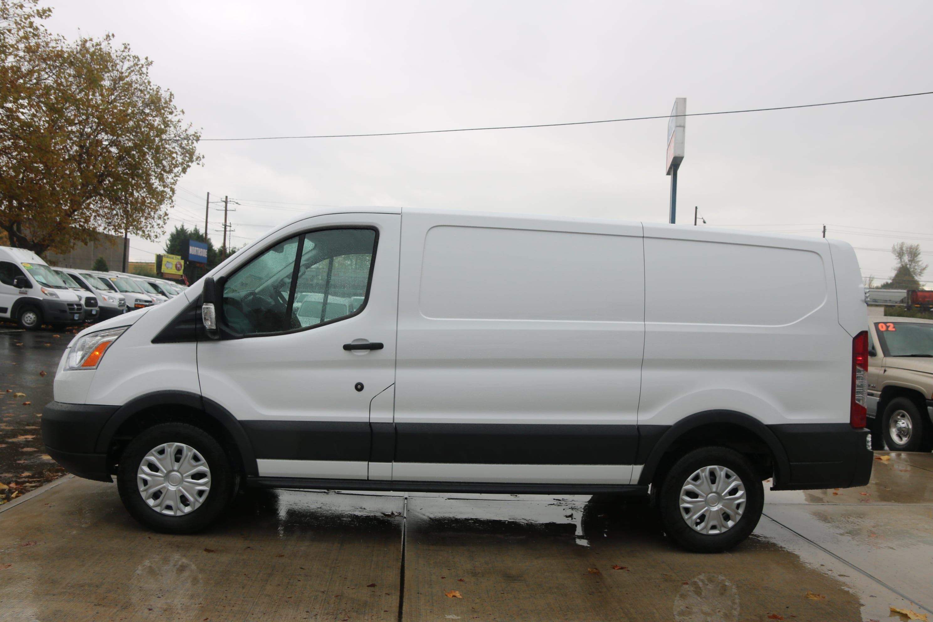 2017 Transit 150 Low Roof 4x2,  Empty Cargo Van #C75055 - photo 5