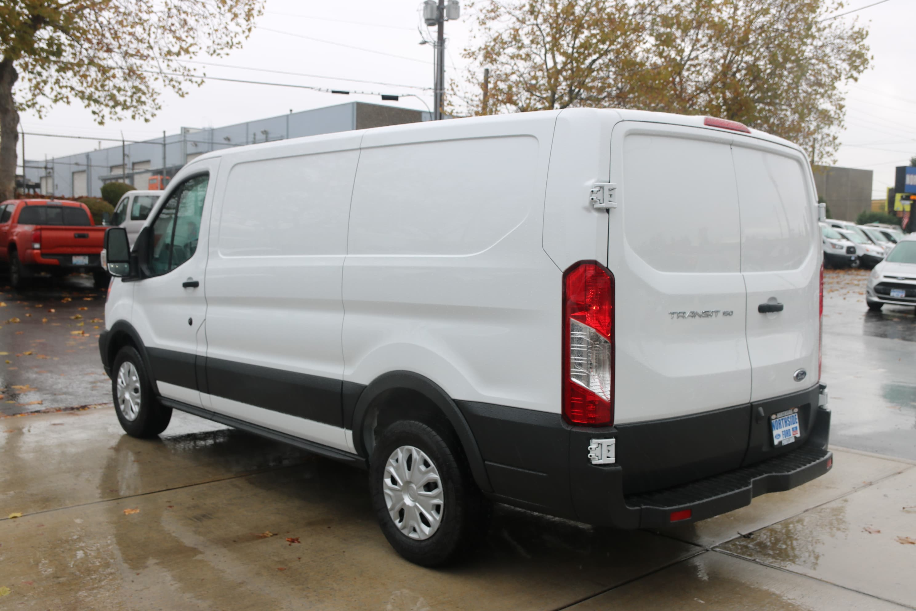2017 Transit 150 Low Roof 4x2,  Empty Cargo Van #C75055 - photo 6