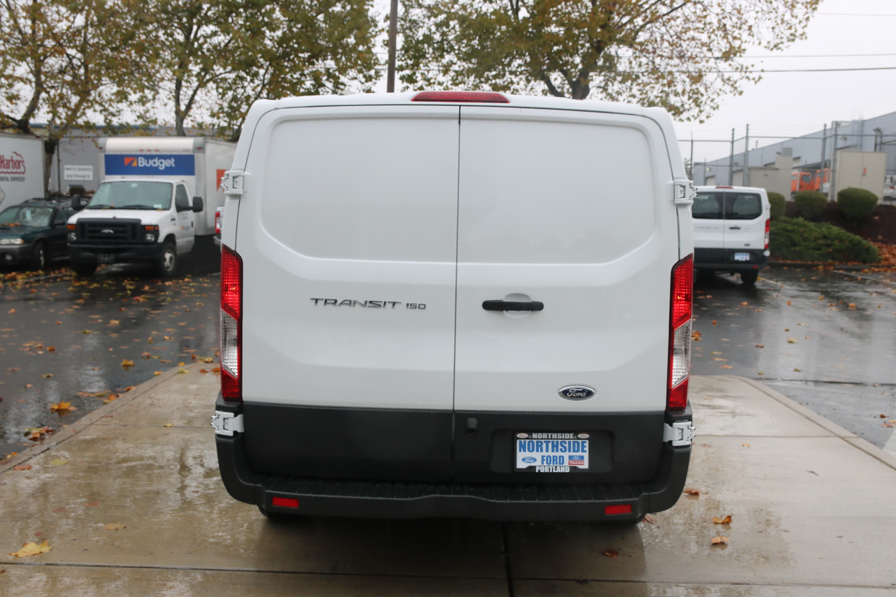 2017 Transit 150 Low Roof 4x2,  Empty Cargo Van #C75055 - photo 7