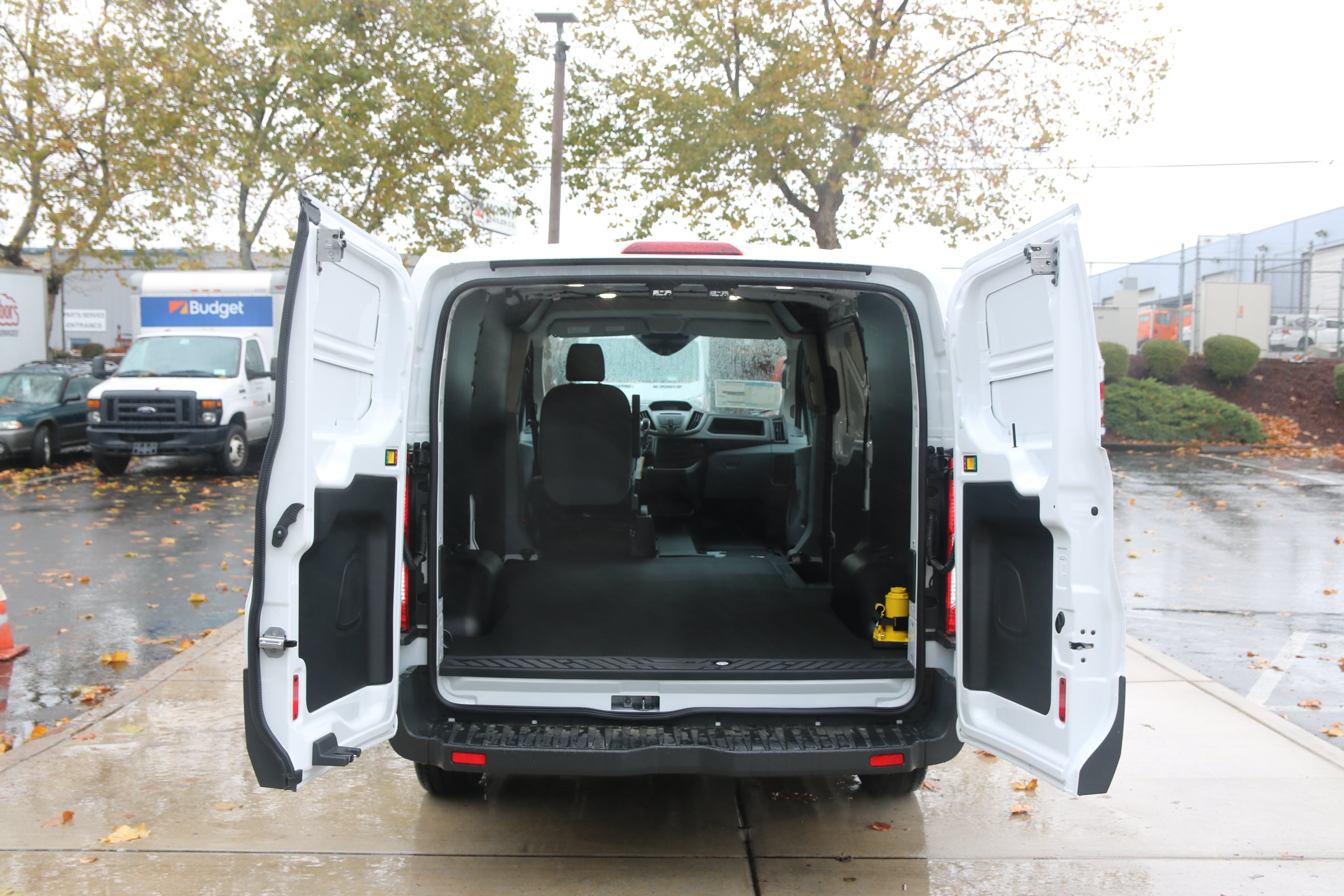 2017 Transit 150 Low Roof 4x2,  Empty Cargo Van #C75055 - photo 2