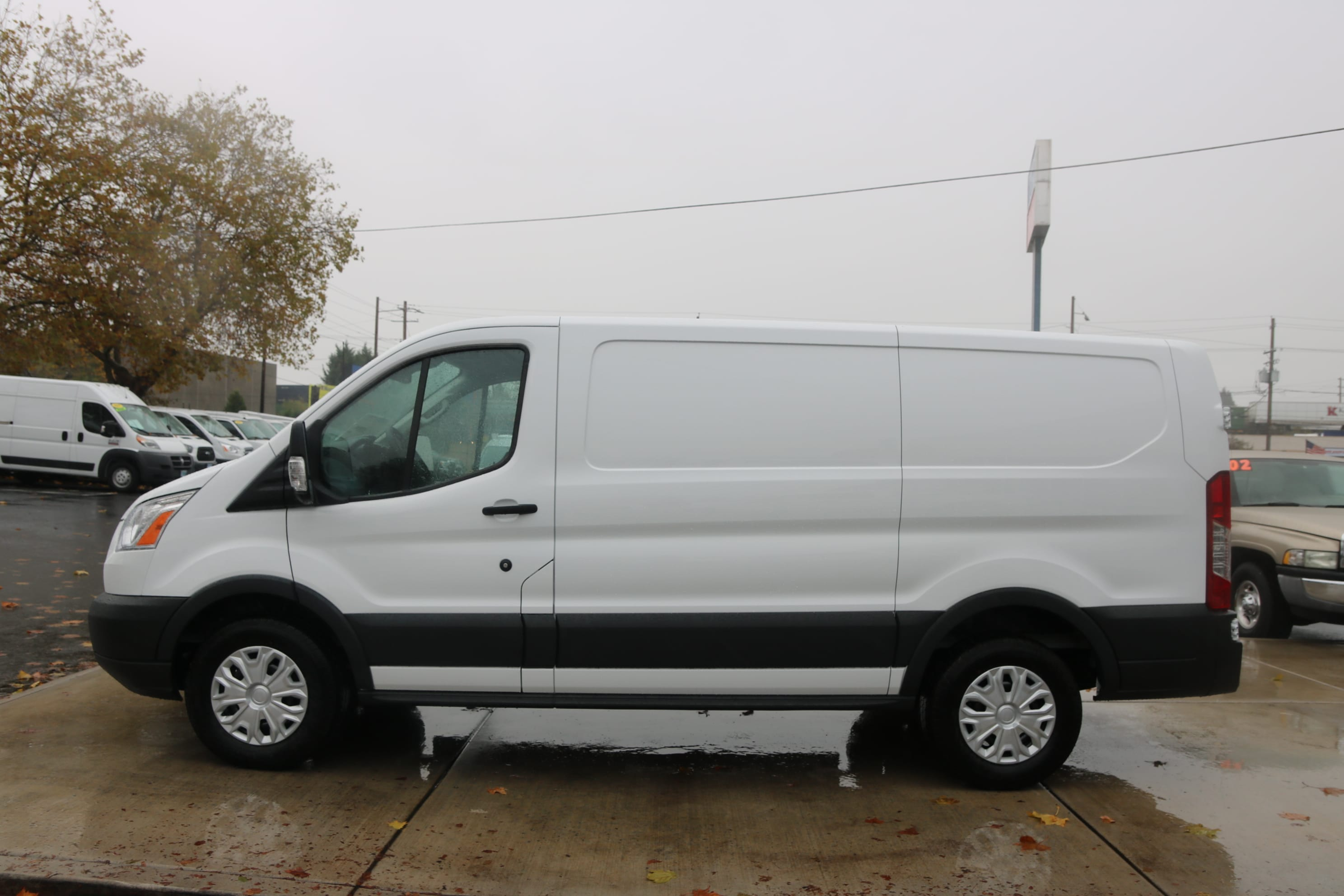 2017 Transit 150 Low Roof 4x2,  Empty Cargo Van #C75056 - photo 5