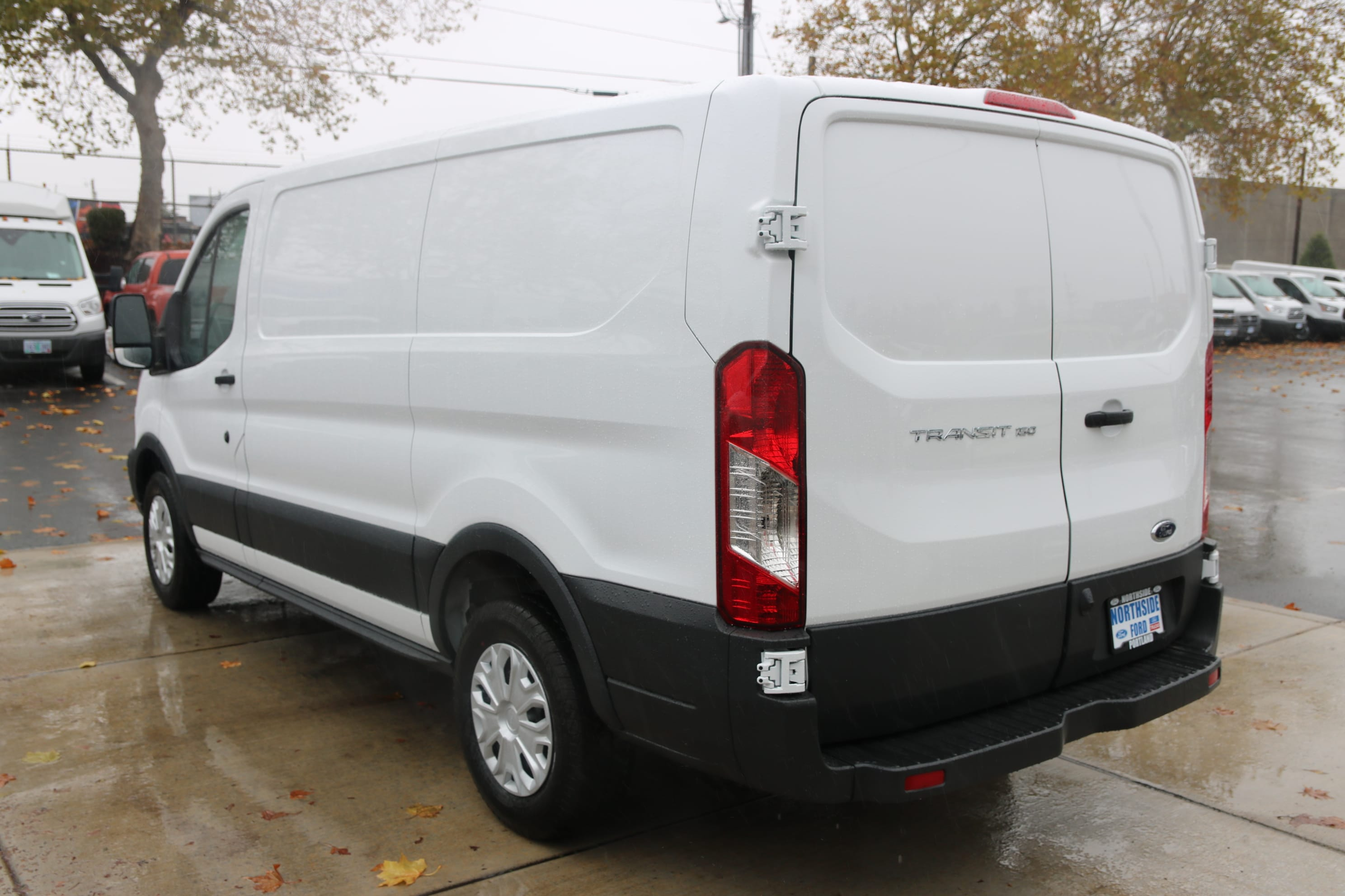2017 Transit 150 Low Roof 4x2,  Empty Cargo Van #C75056 - photo 6