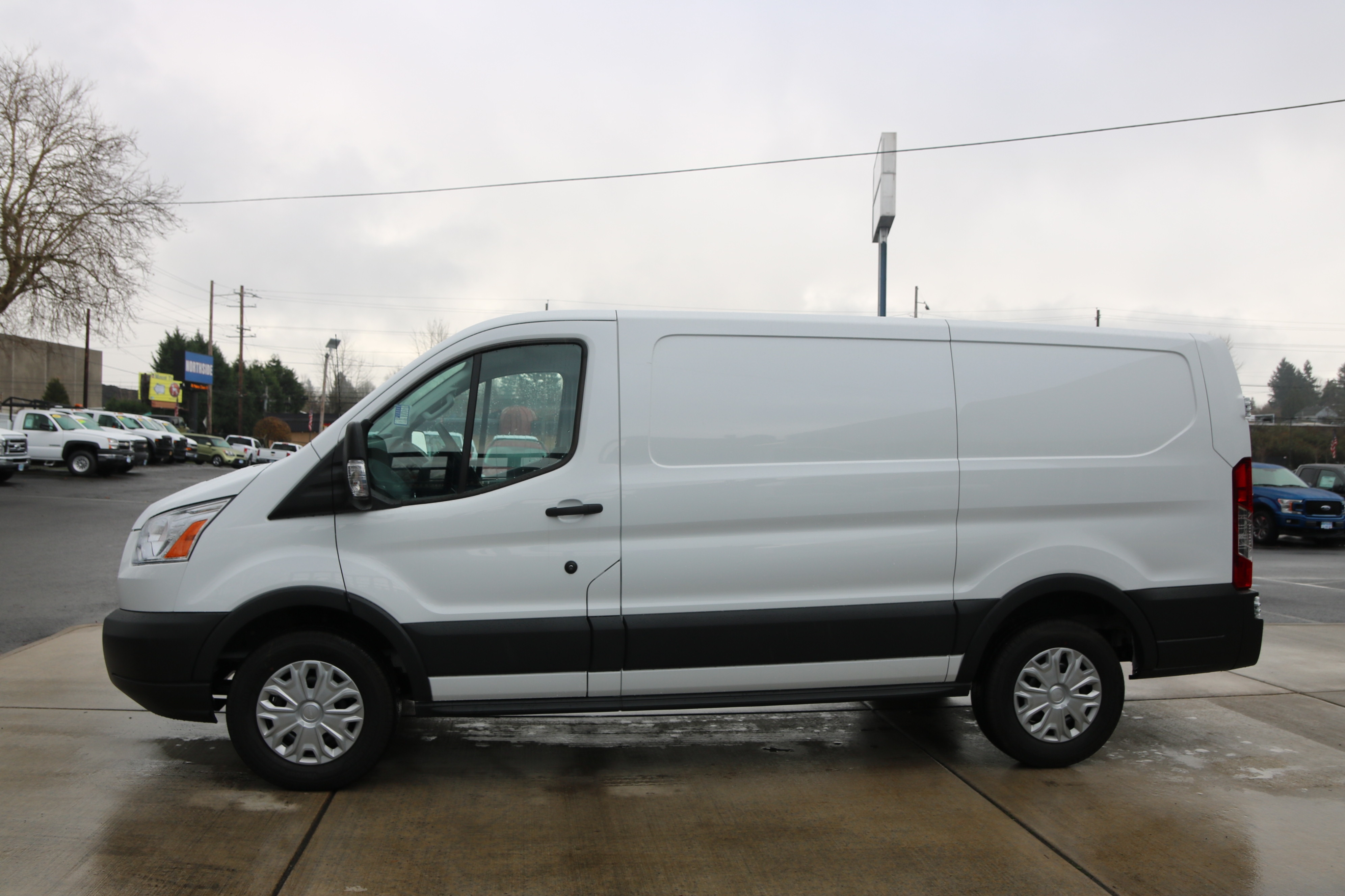 2017 Transit 150 Low Roof, Cargo Van #C75058 - photo 5
