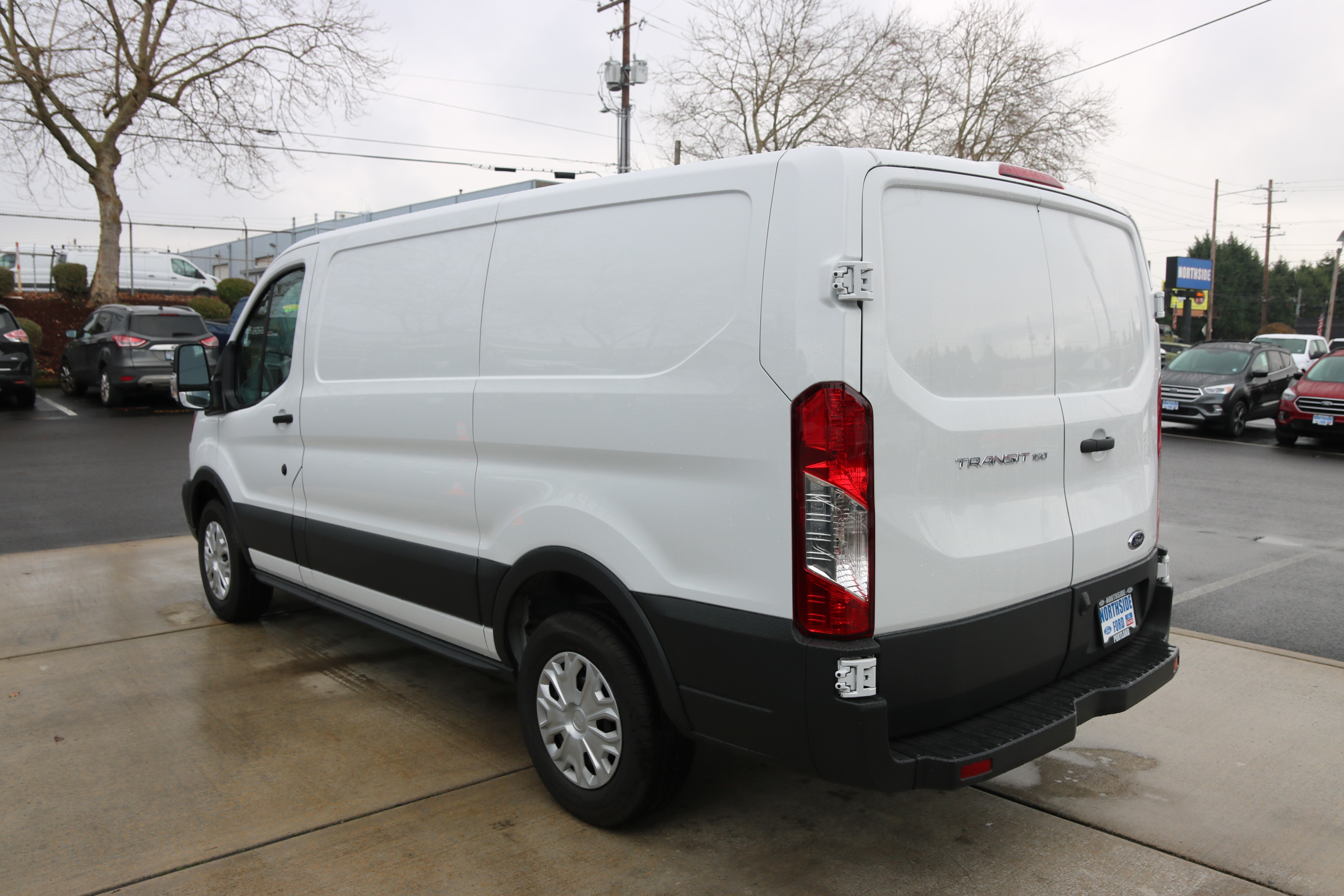 2017 Transit 150 Low Roof, Cargo Van #C75058 - photo 6