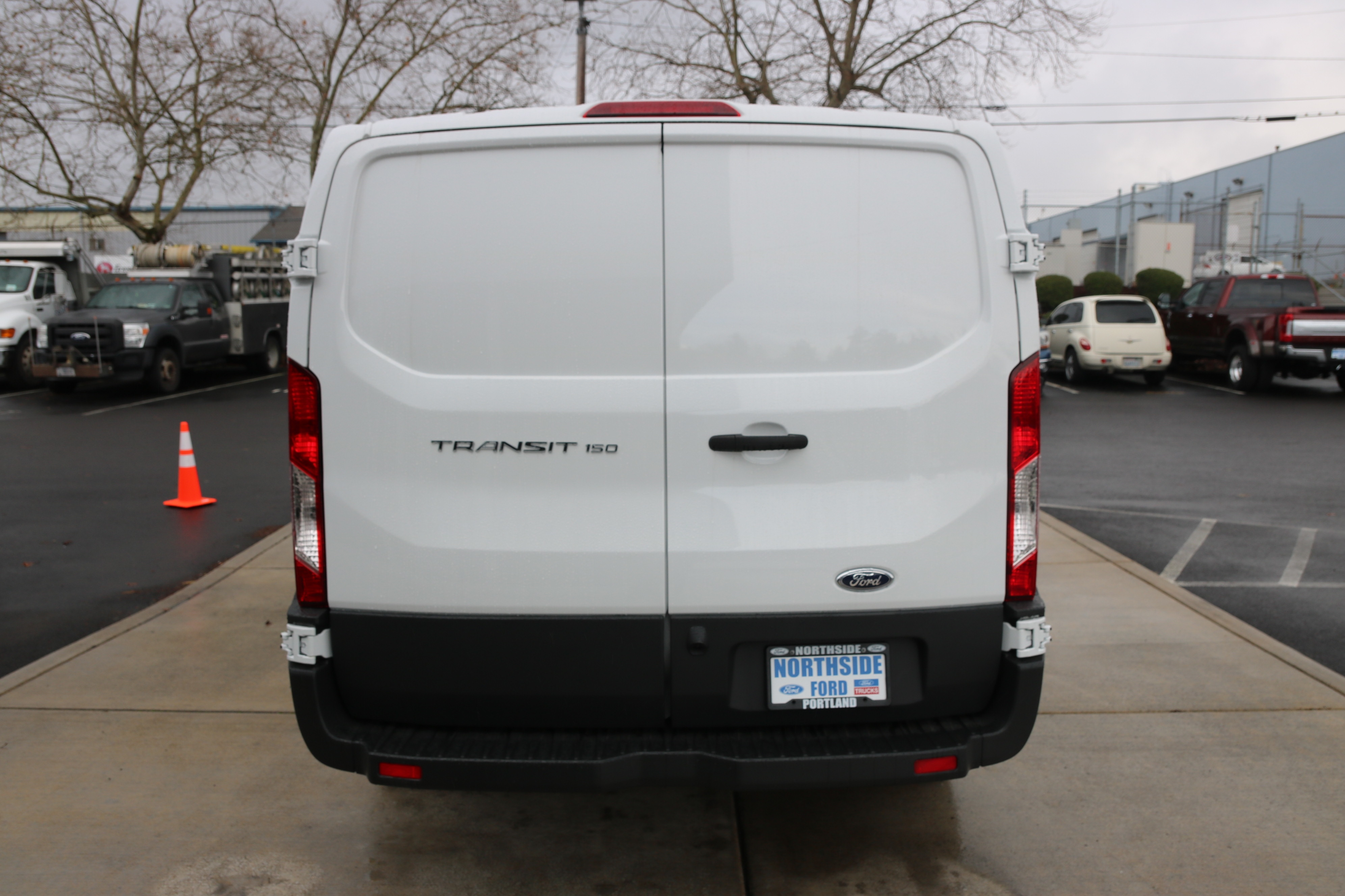 2017 Transit 150 Low Roof, Cargo Van #C75059 - photo 7
