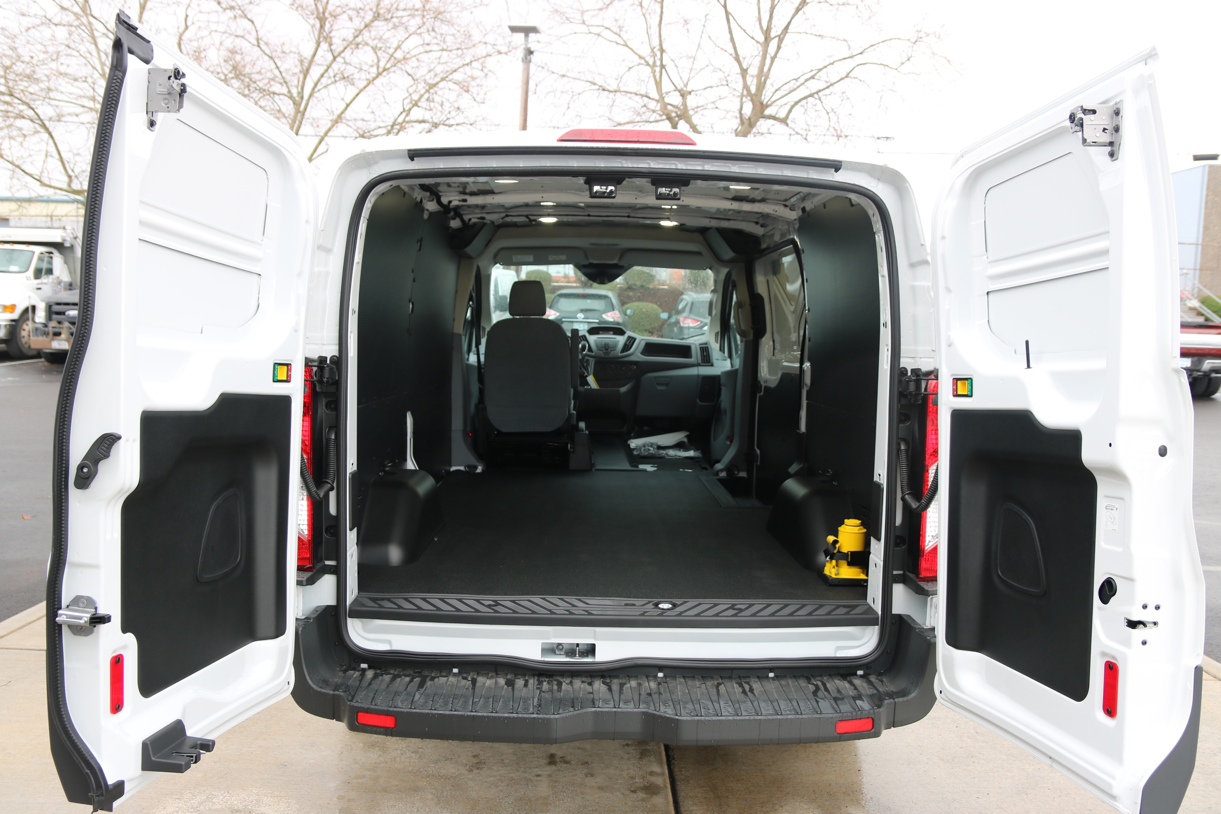 2017 Transit 150 Low Roof, Cargo Van #C75059 - photo 2