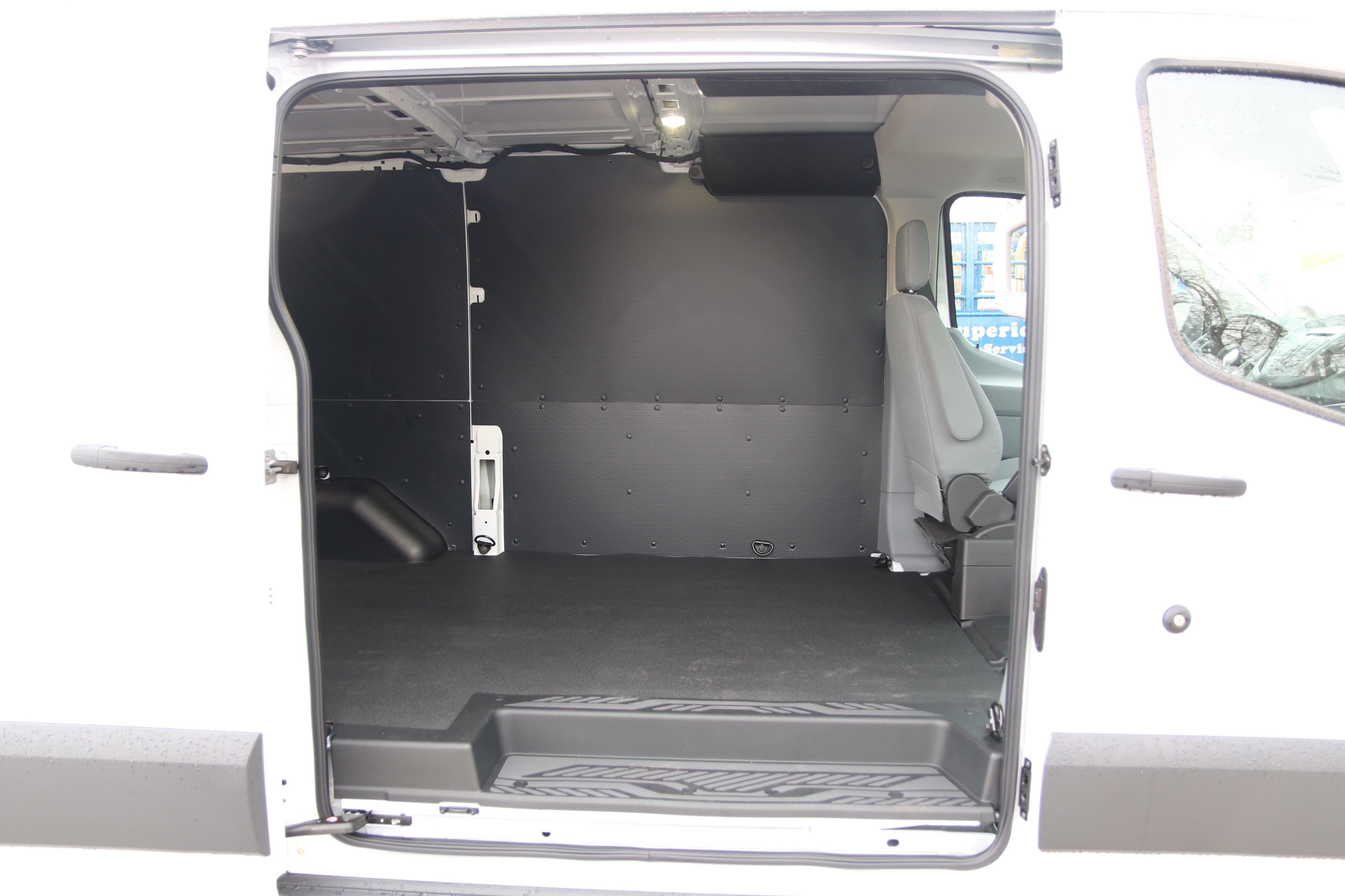 2017 Transit 150 Low Roof, Cargo Van #C75059 - photo 8