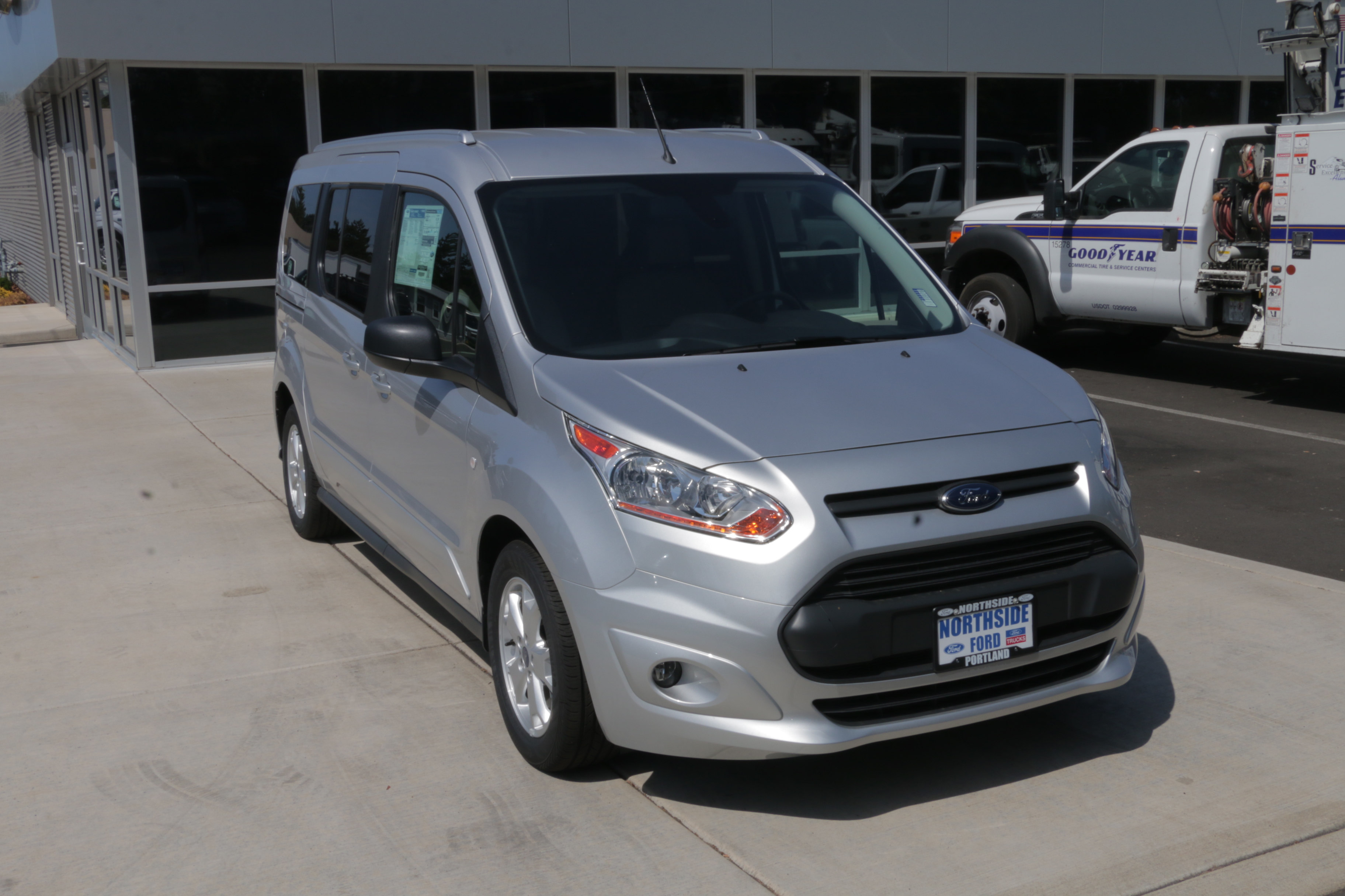 2017 Transit Connect, Cargo Van #C75090 - photo 3