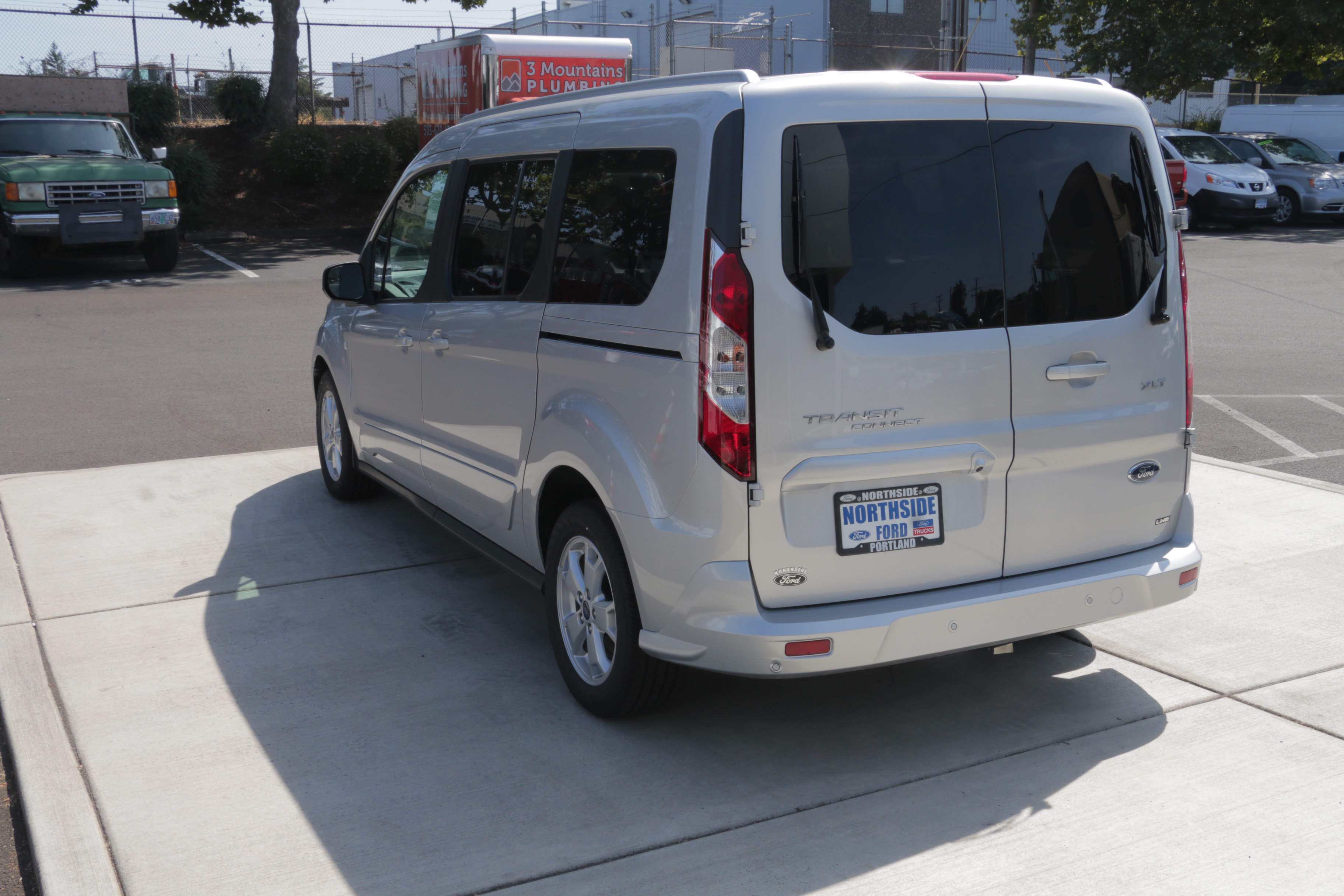 2017 Transit Connect, Cargo Van #C75090 - photo 2