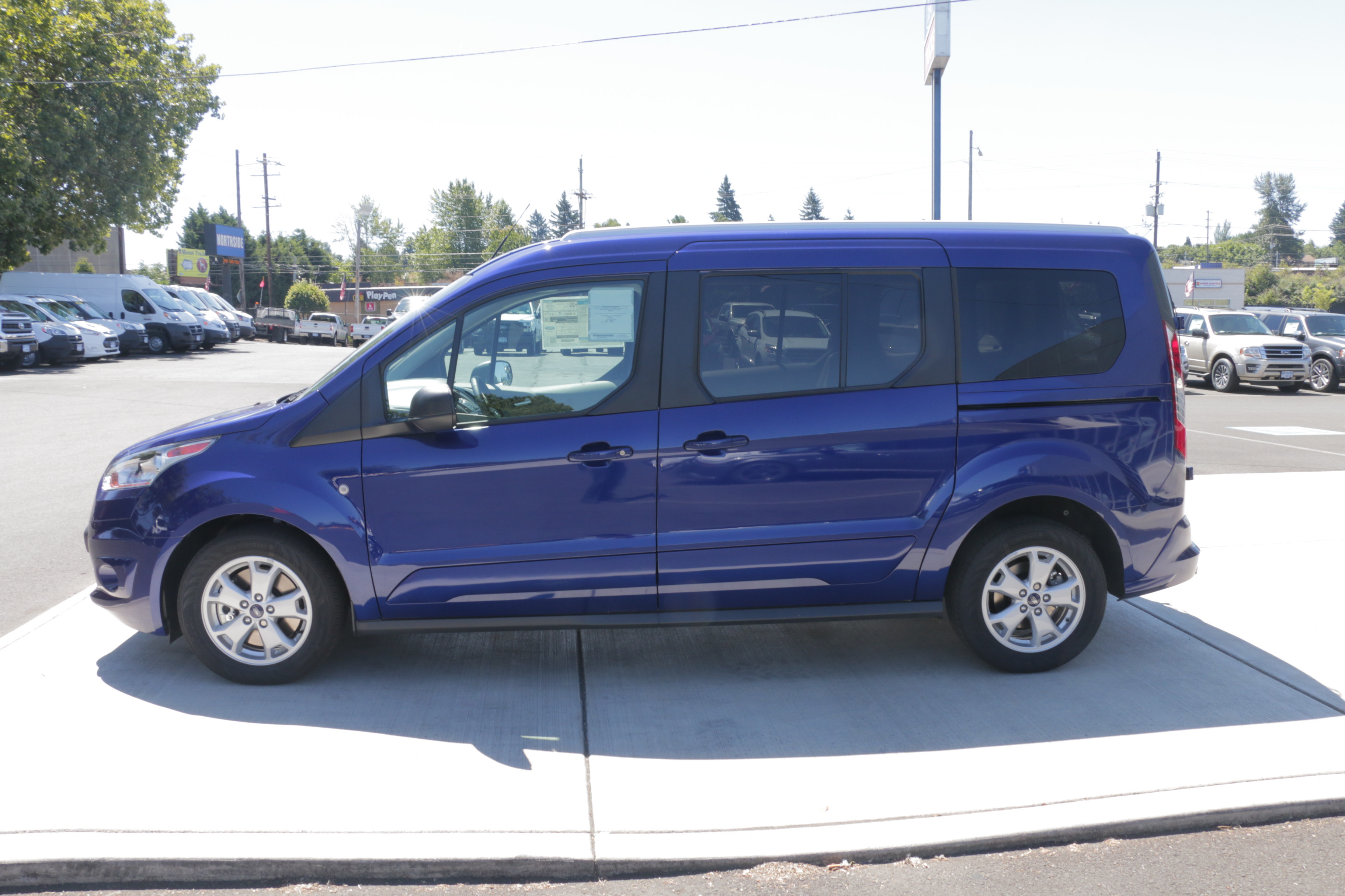 2017 Transit Connect Cargo Van #C75091 - photo 5