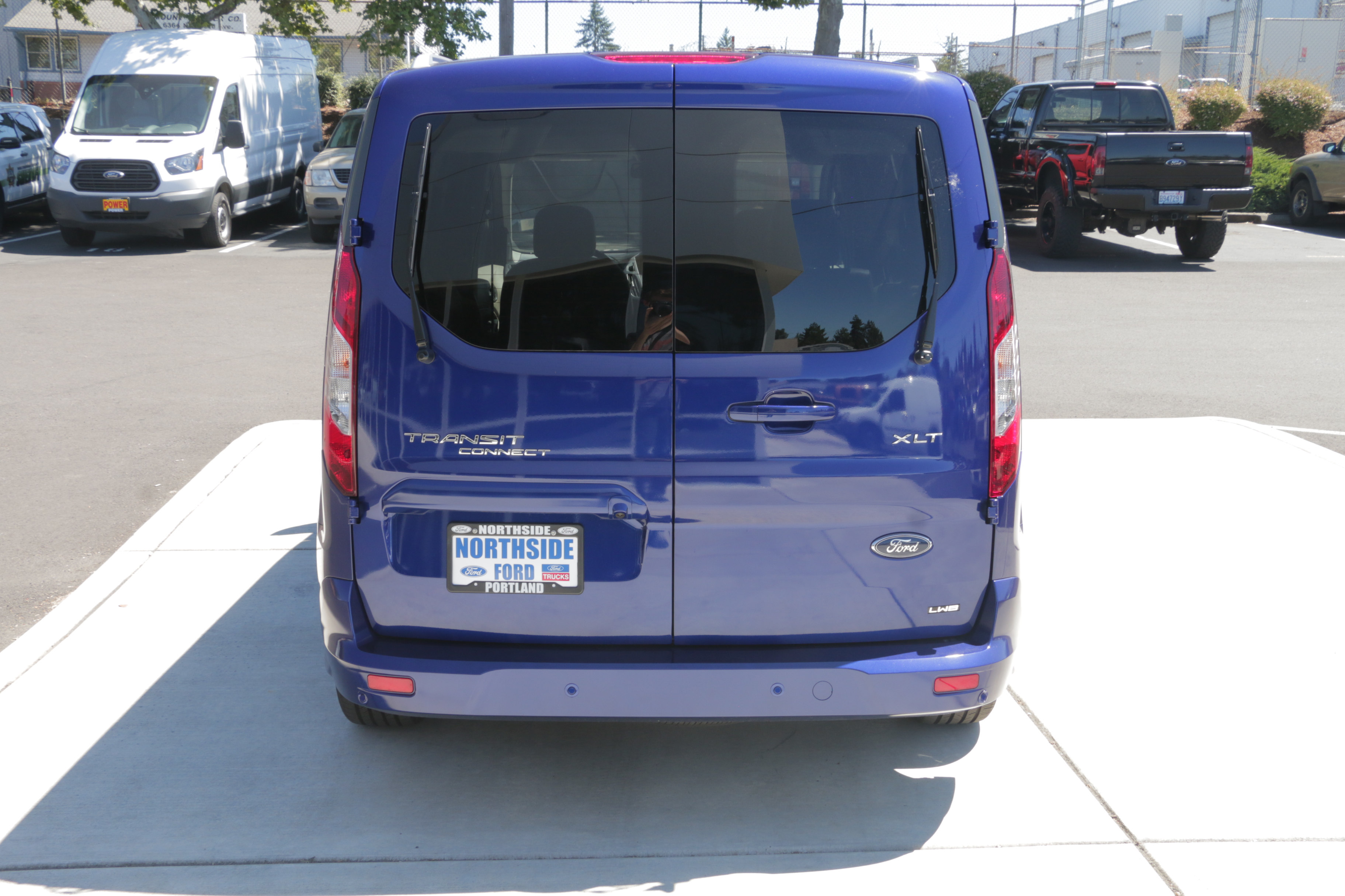 2017 Transit Connect, Cargo Van #C75091 - photo 6