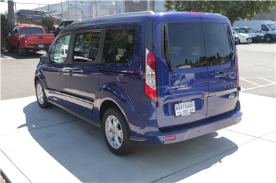 2017 Transit Connect Cargo Van #C75091 - photo 2