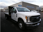 2017 F-350 Regular Cab DRW 4x4, Platform Body #C75102 - photo 1