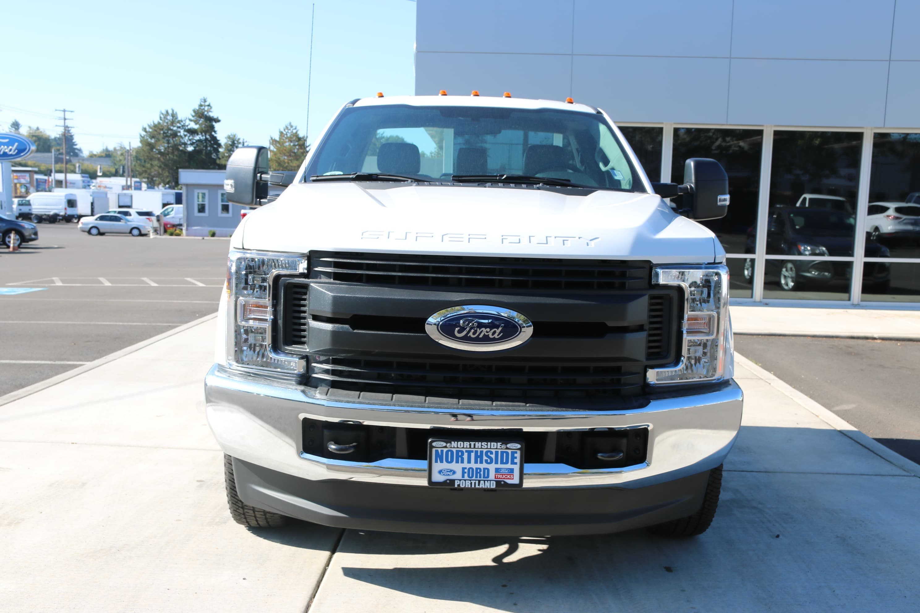 2017 F-350 Regular Cab DRW 4x4, Cab Chassis #C75104 - photo 4