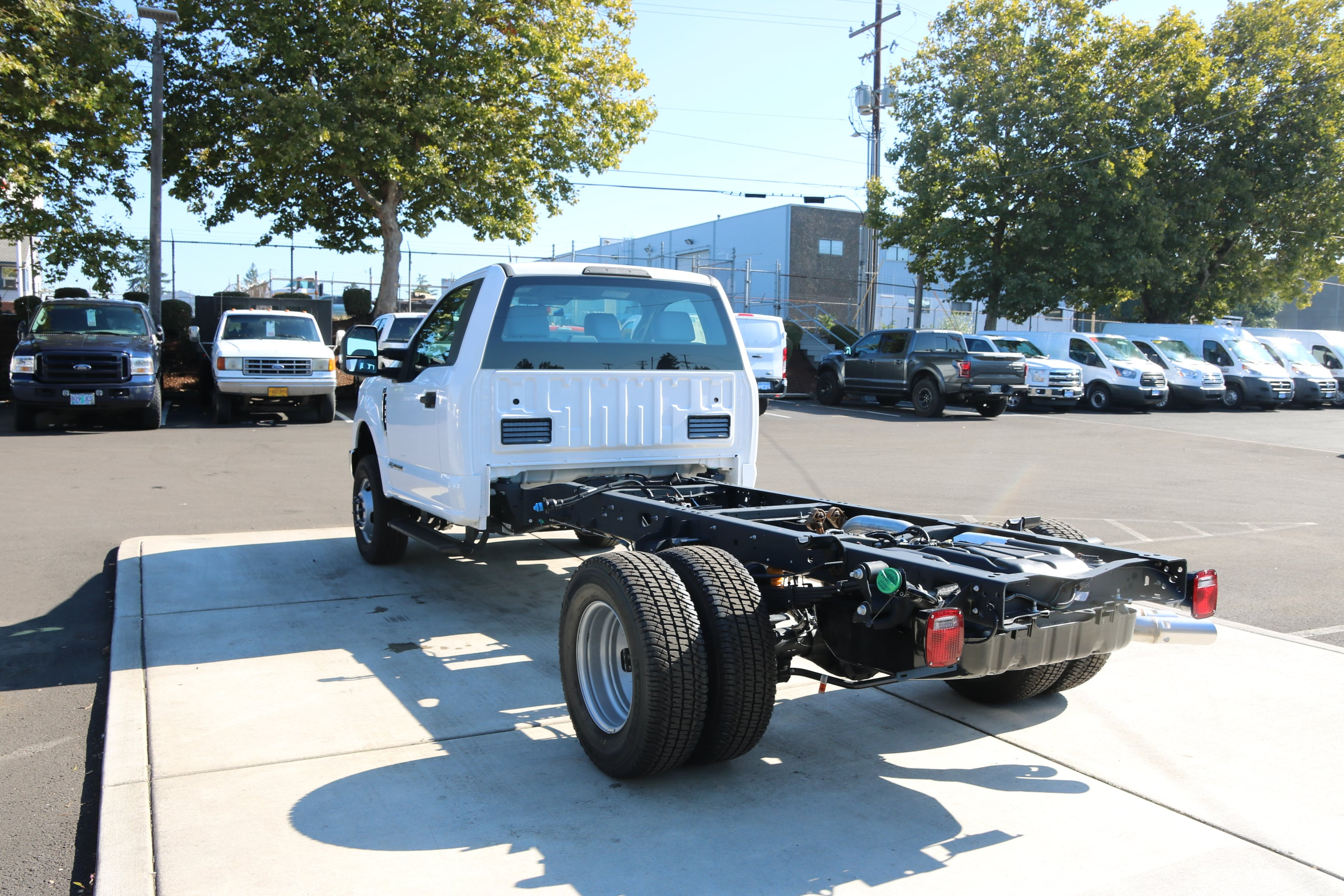 2017 F-350 Regular Cab DRW 4x4, Cab Chassis #C75104 - photo 2