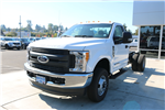 2017 F-350 Regular Cab DRW 4x4, Cab Chassis #C75104 - photo 1