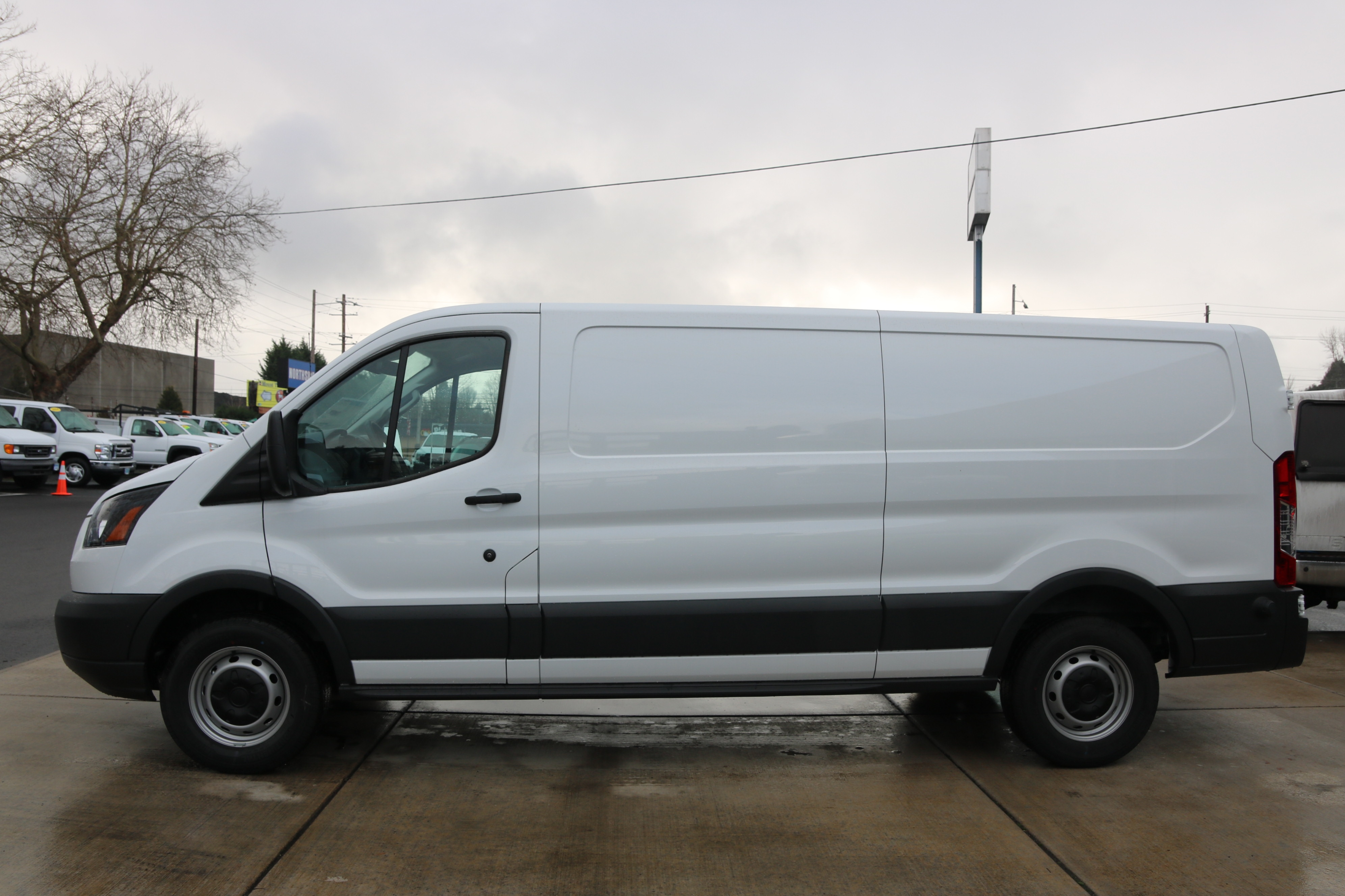 2017 Transit 150 Low Roof, Cargo Van #C75414 - photo 5