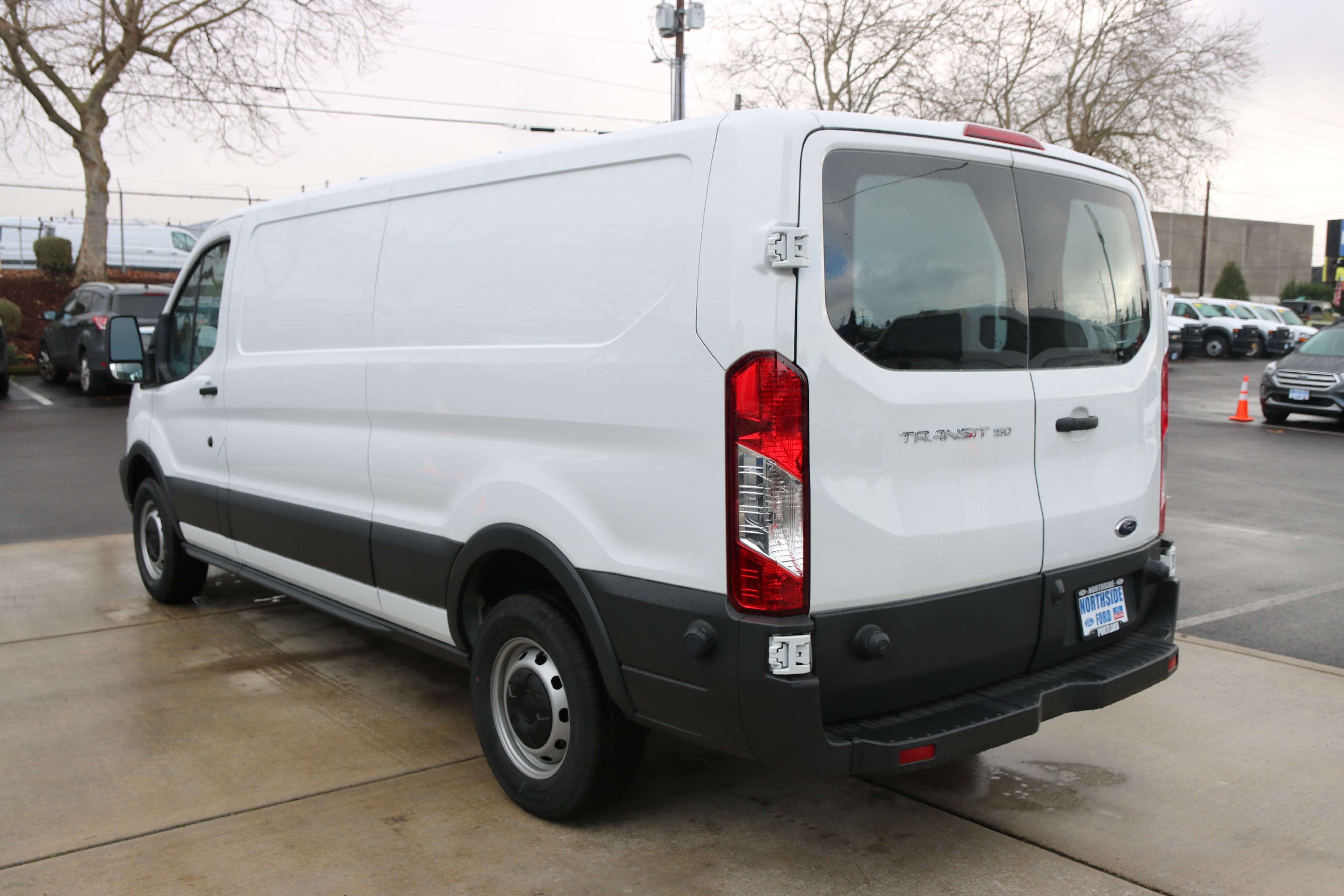 2017 Transit 150 Low Roof, Cargo Van #C75414 - photo 6