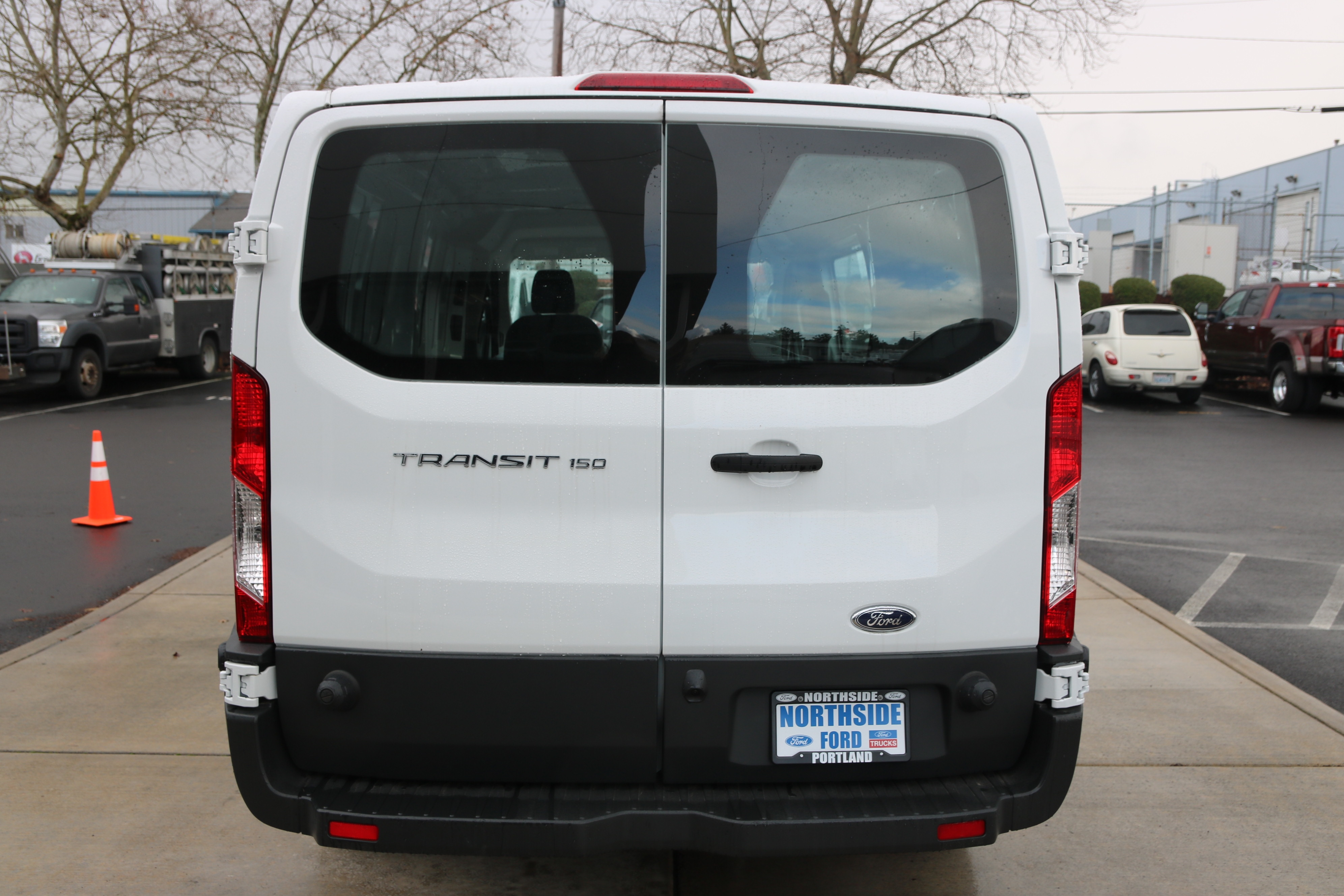 2017 Transit 150 Low Roof, Cargo Van #C75414 - photo 7