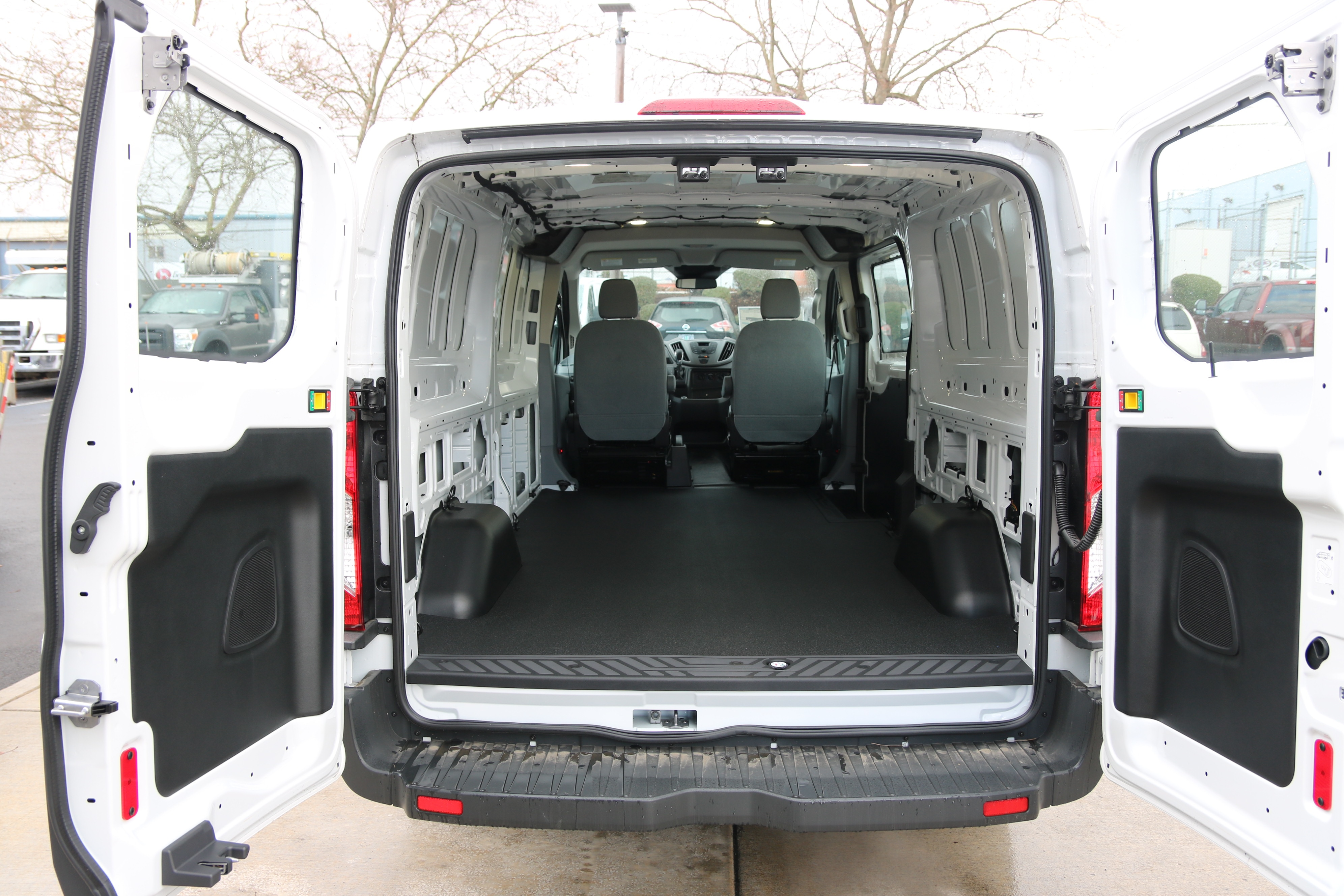 2017 Transit 150 Low Roof, Cargo Van #C75414 - photo 2