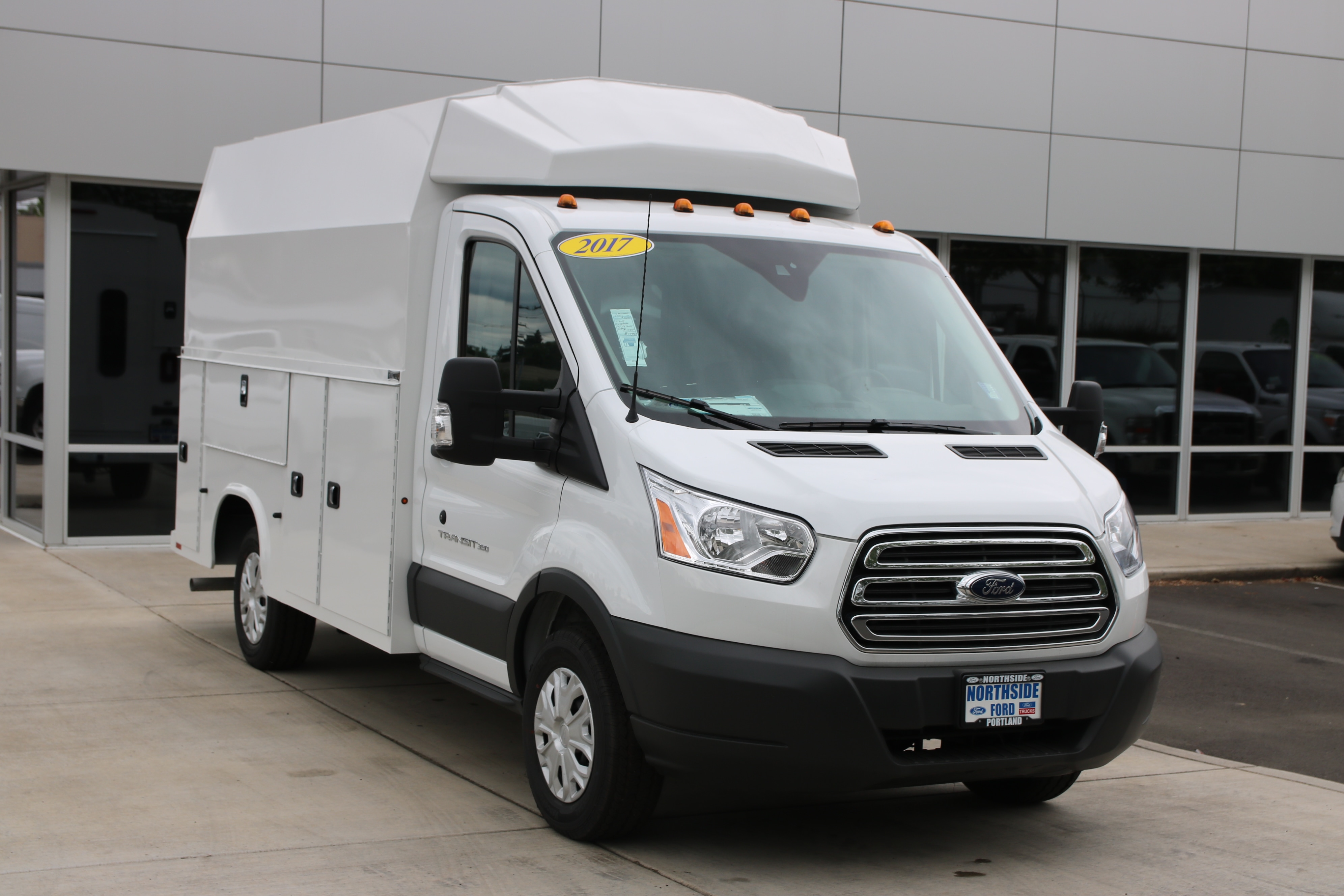 2017 Transit 350,  Service Utility Van #C75483 - photo 3