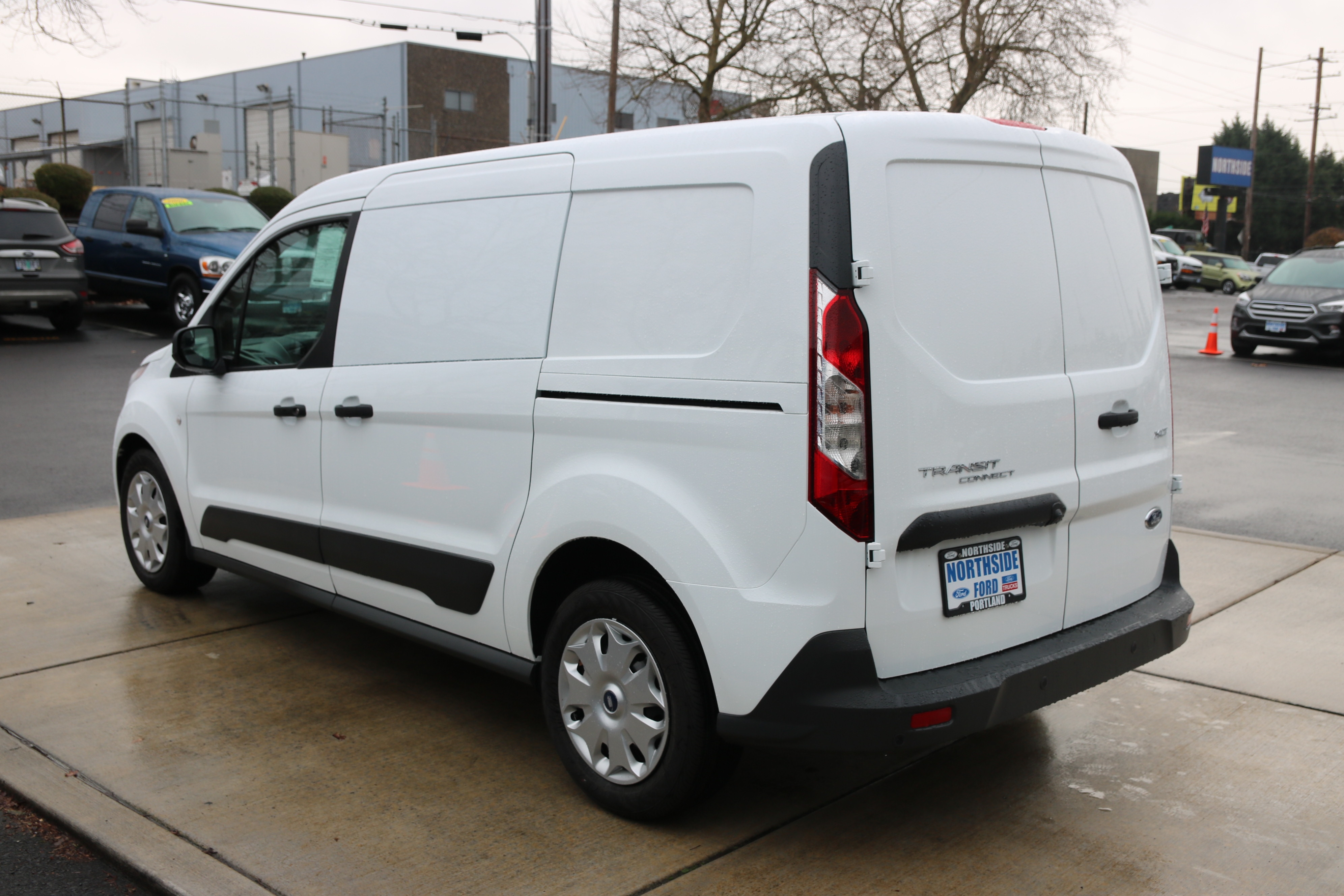 2018 Transit Connect, Cargo Van #C84944 - photo 6