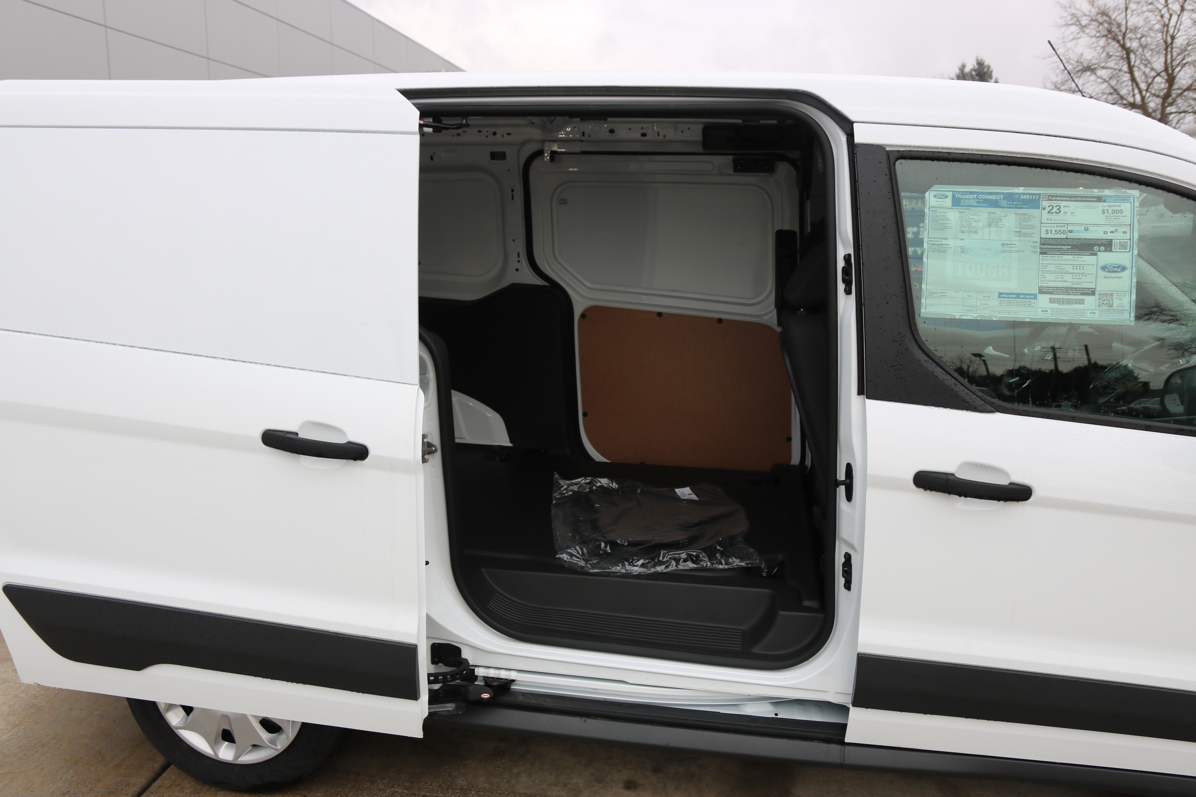 2018 Transit Connect, Cargo Van #C84944 - photo 8