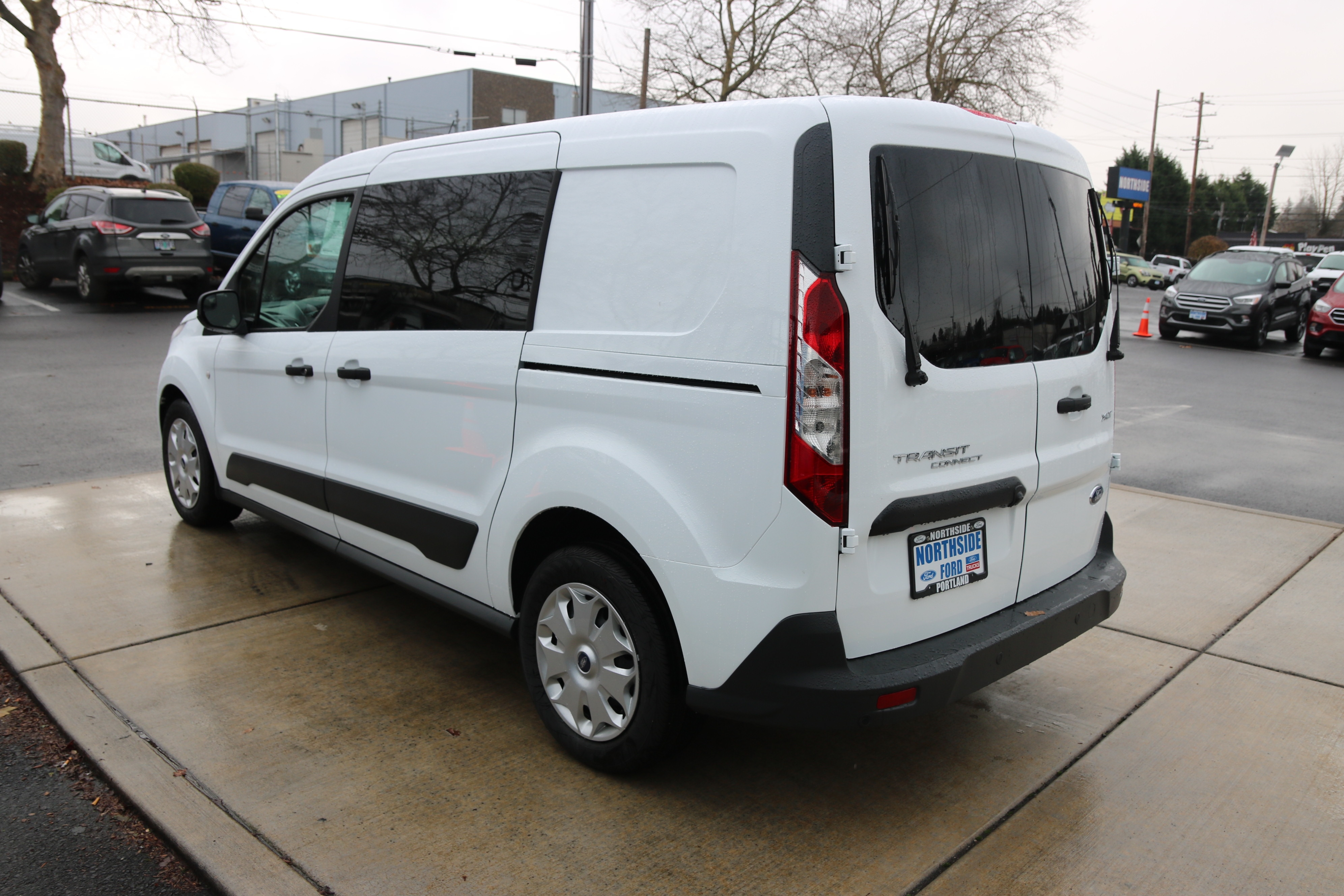 2018 Transit Connect, Cargo Van #C84945 - photo 6