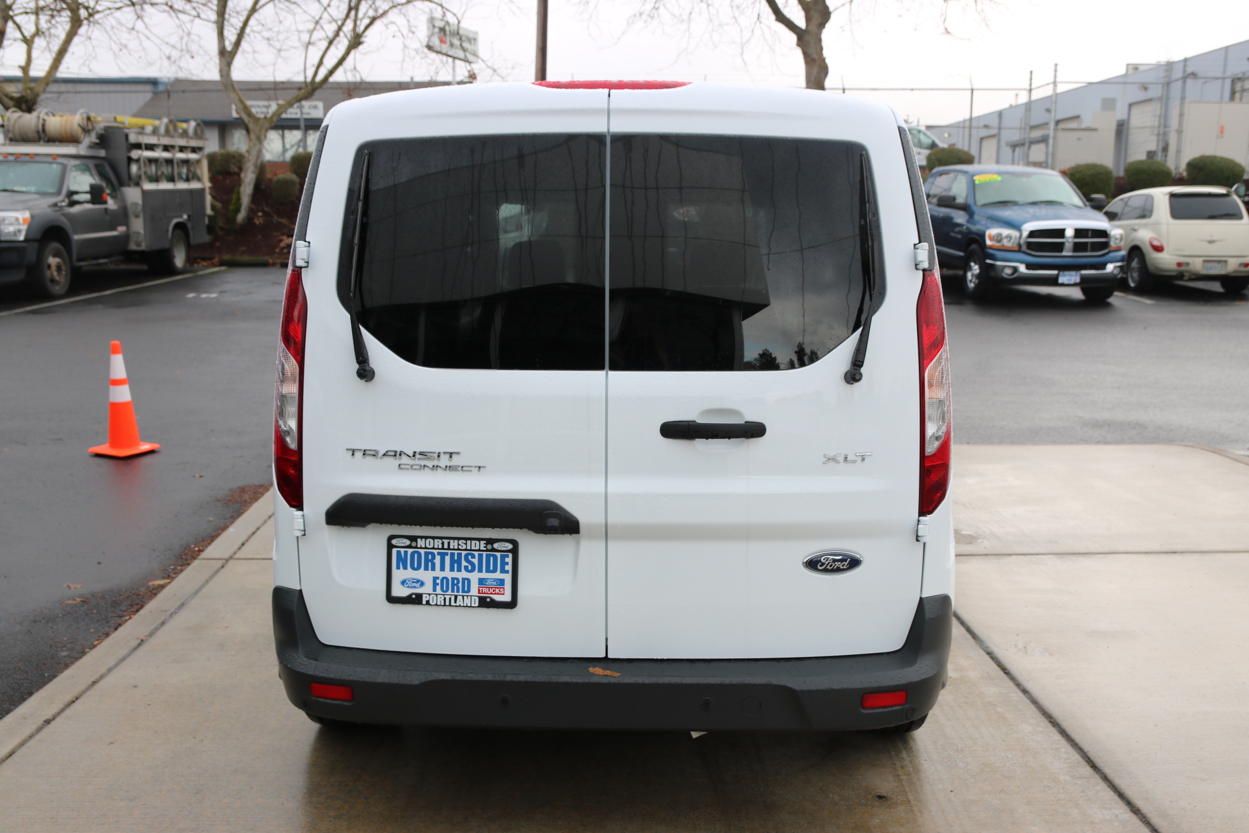 2018 Transit Connect, Cargo Van #C84945 - photo 7