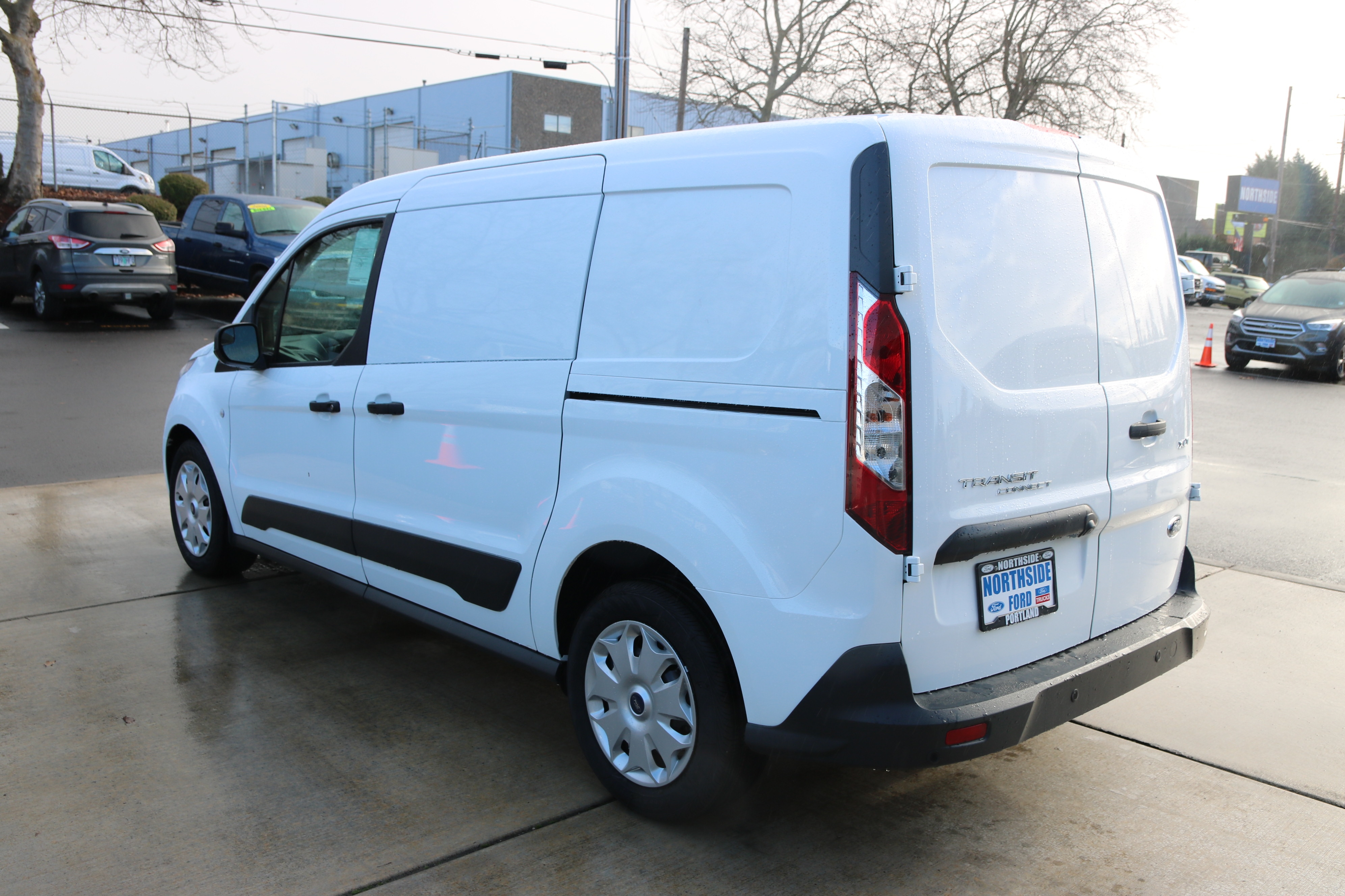 2018 Transit Connect, Cargo Van #C84946 - photo 6